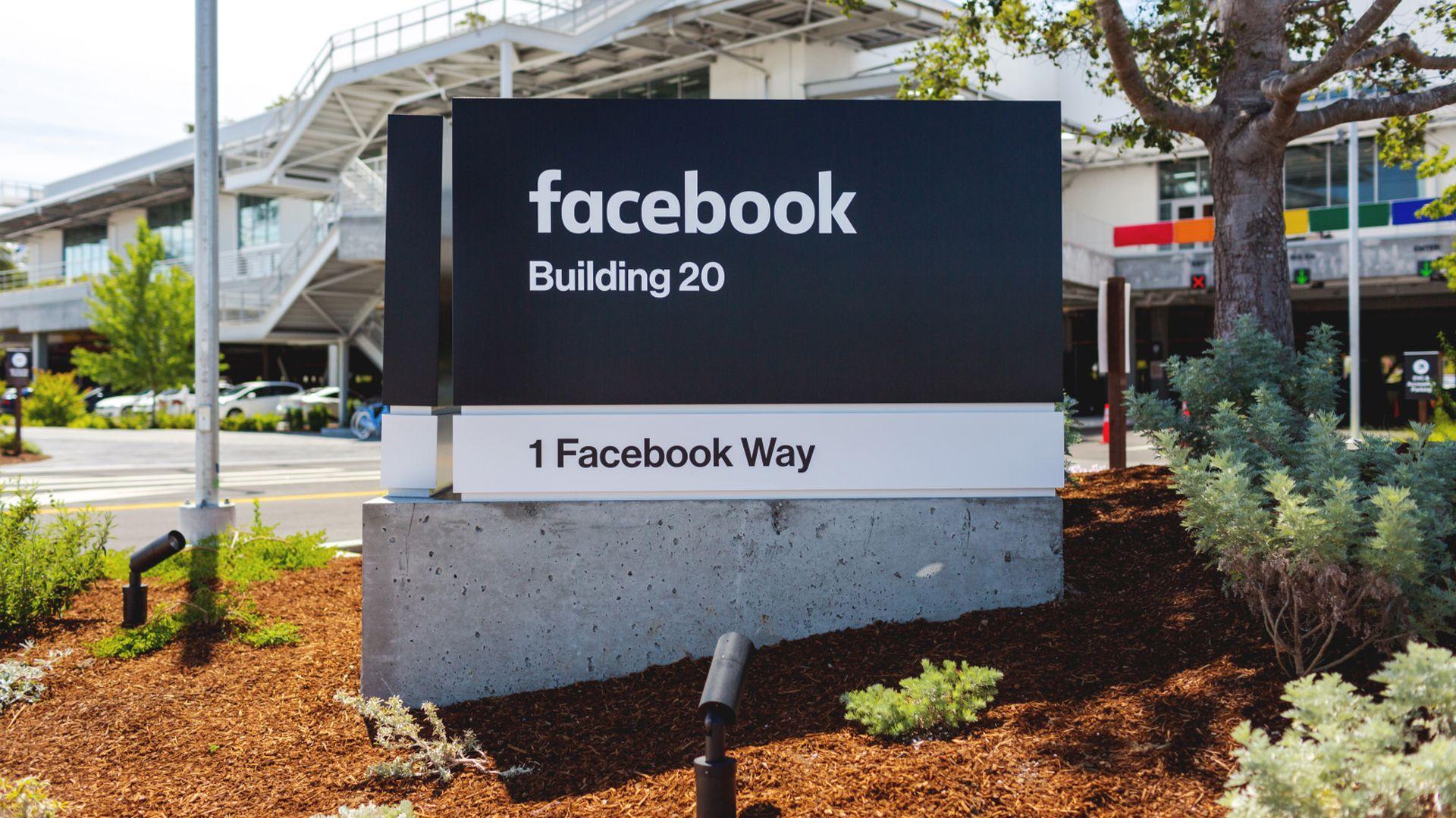 Facebook's Building 20