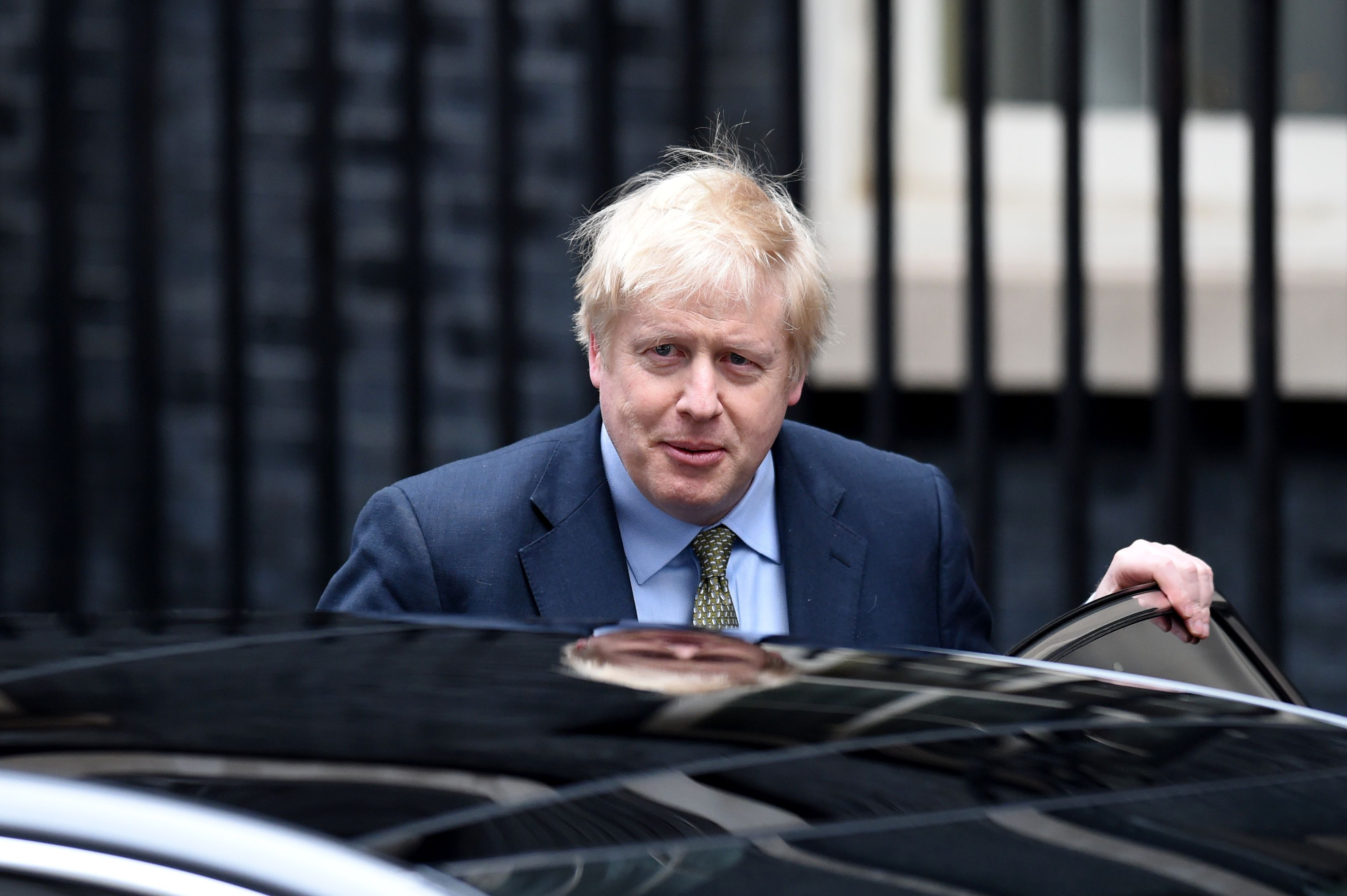 Boris Johnson moved out of intensive care but remains in hospital with coronavirus