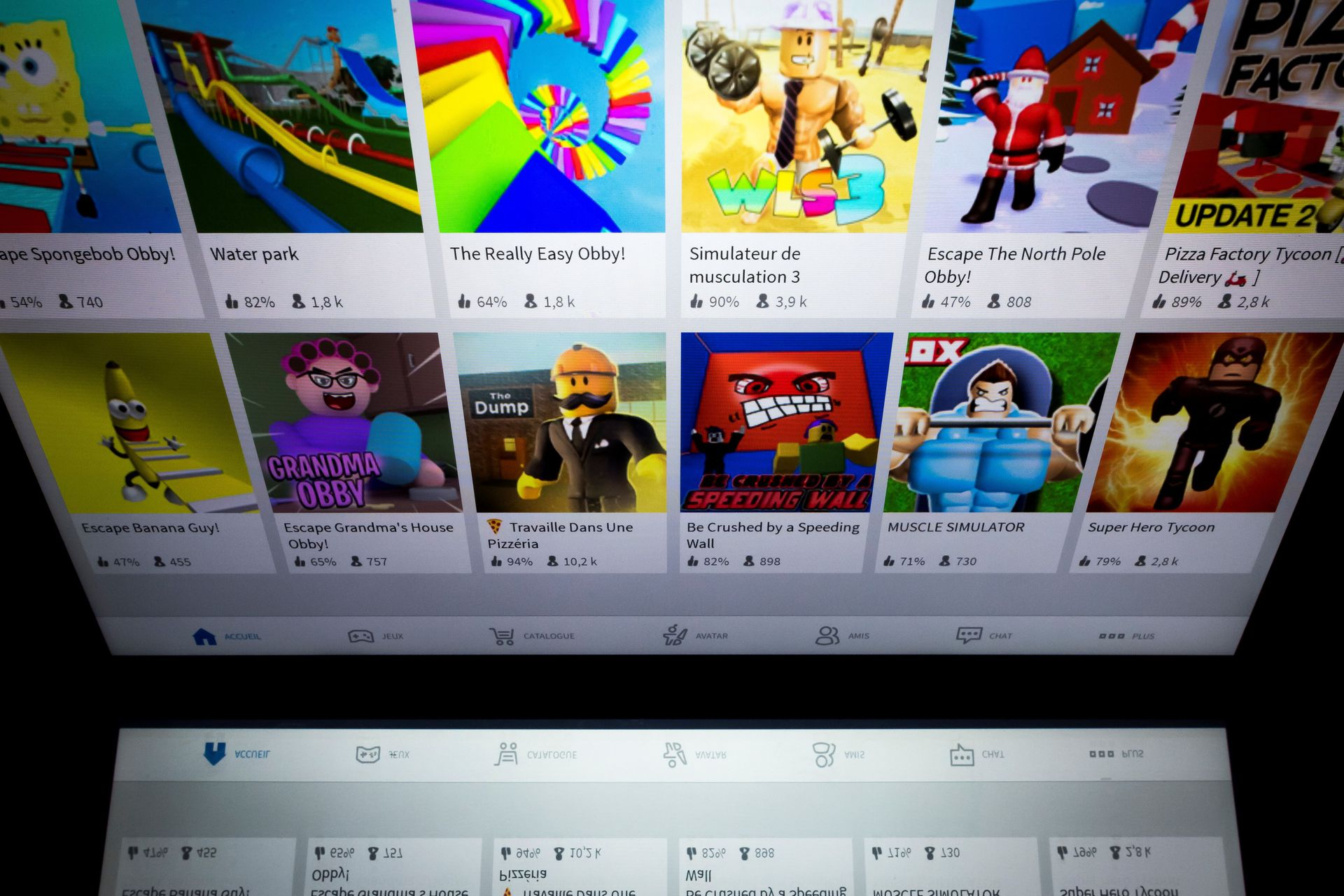 Automating Roblox Games Gaming Company Roblox Now Worth 4 Billion Axios