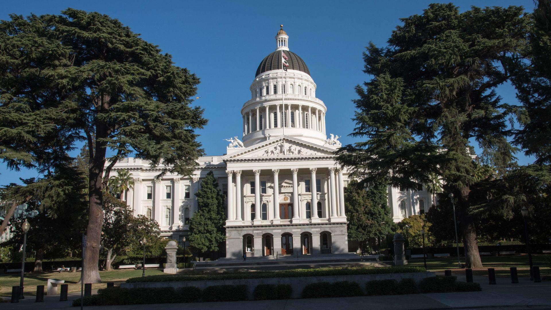 California state captitol