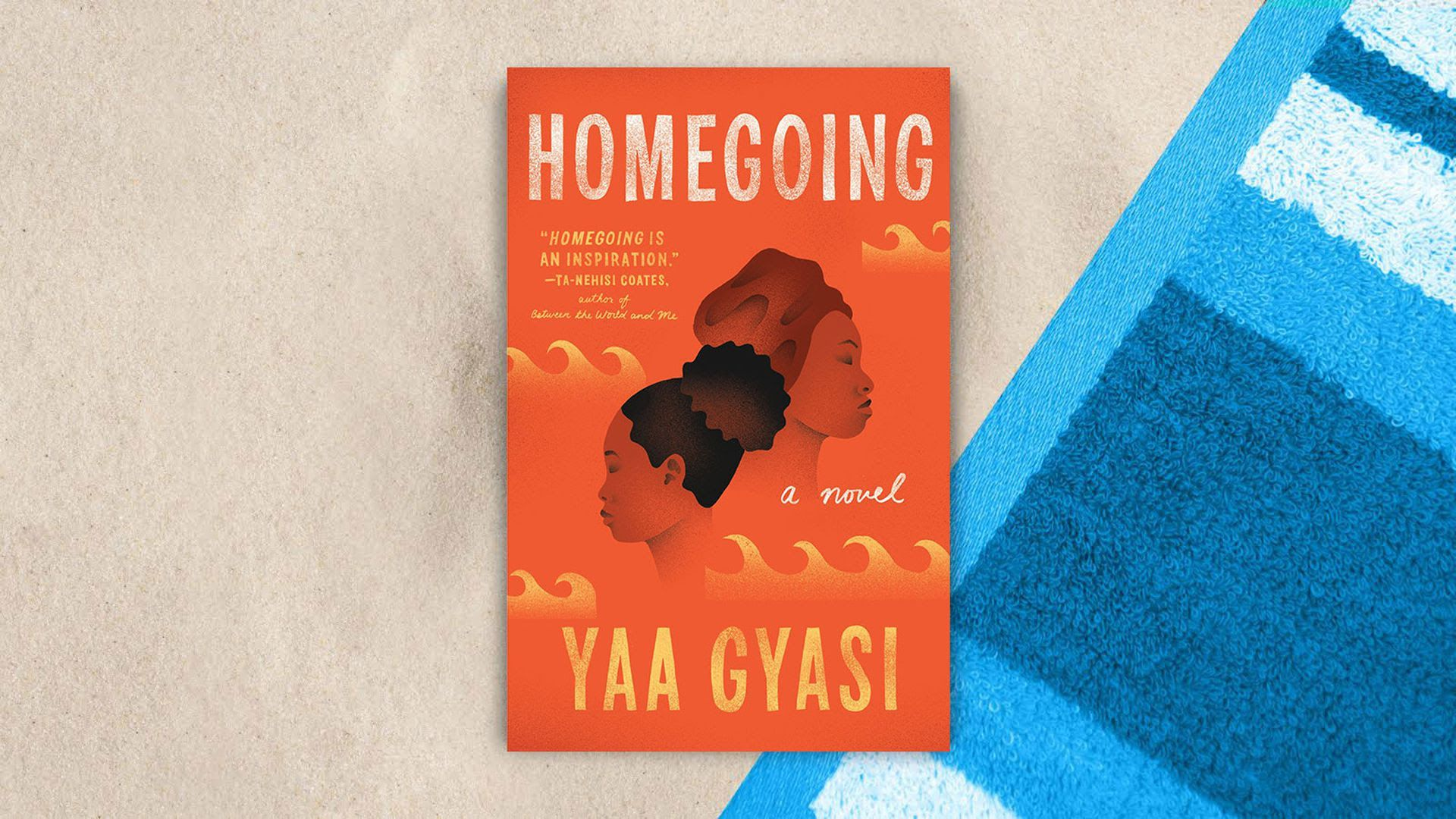 "Cover of ""Homegoing,"" a novel by Yaa Gyasi"