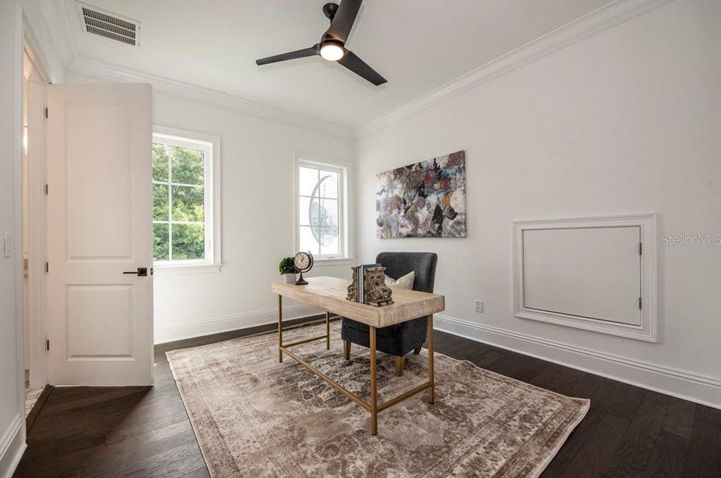 St. Pete church turned luxury home office
