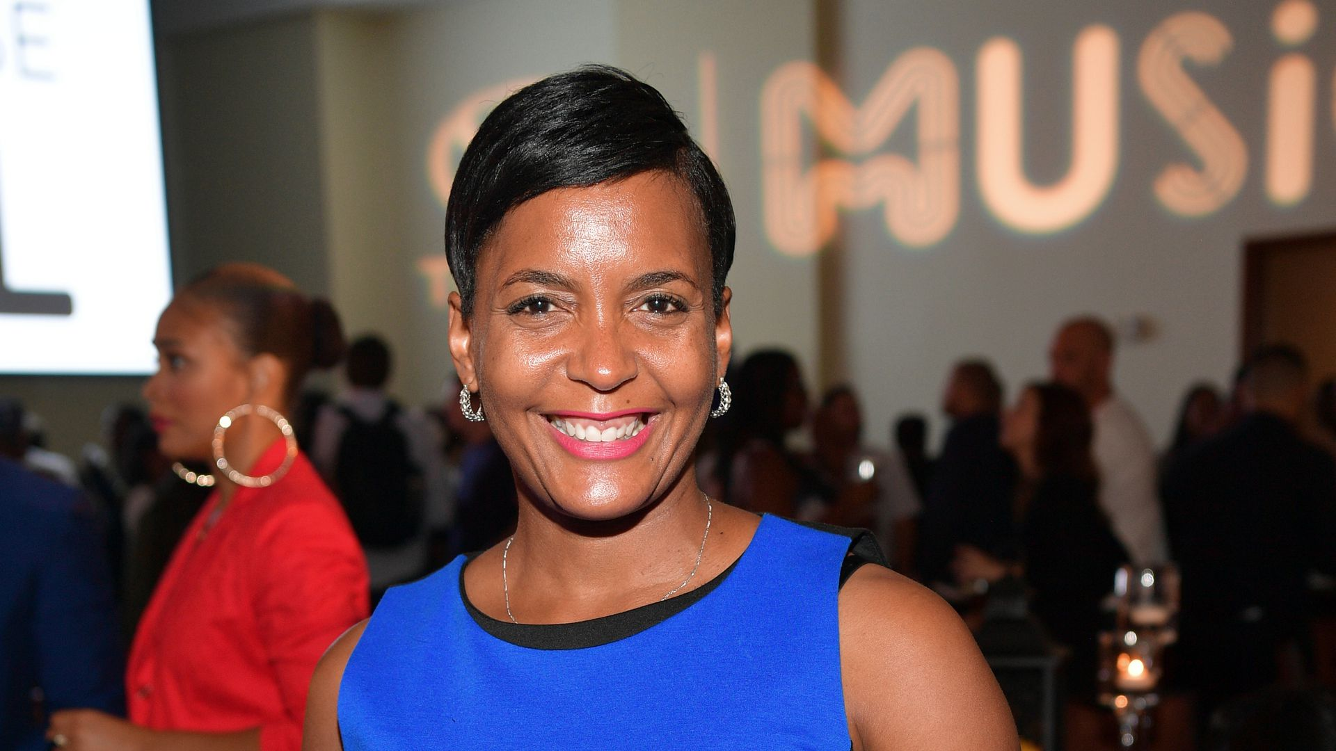 Keisha Lance Bottoms won the Atlanta mayoral election, but the vote is being contested.