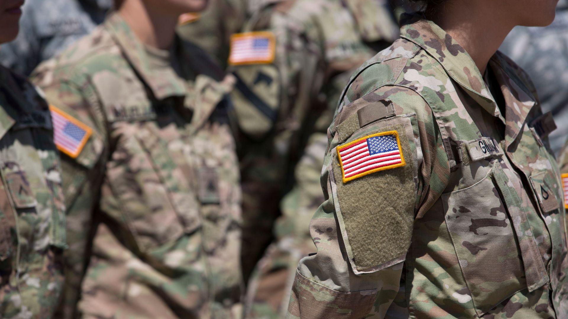 5 state National Guards defy Trump's transgender military ban