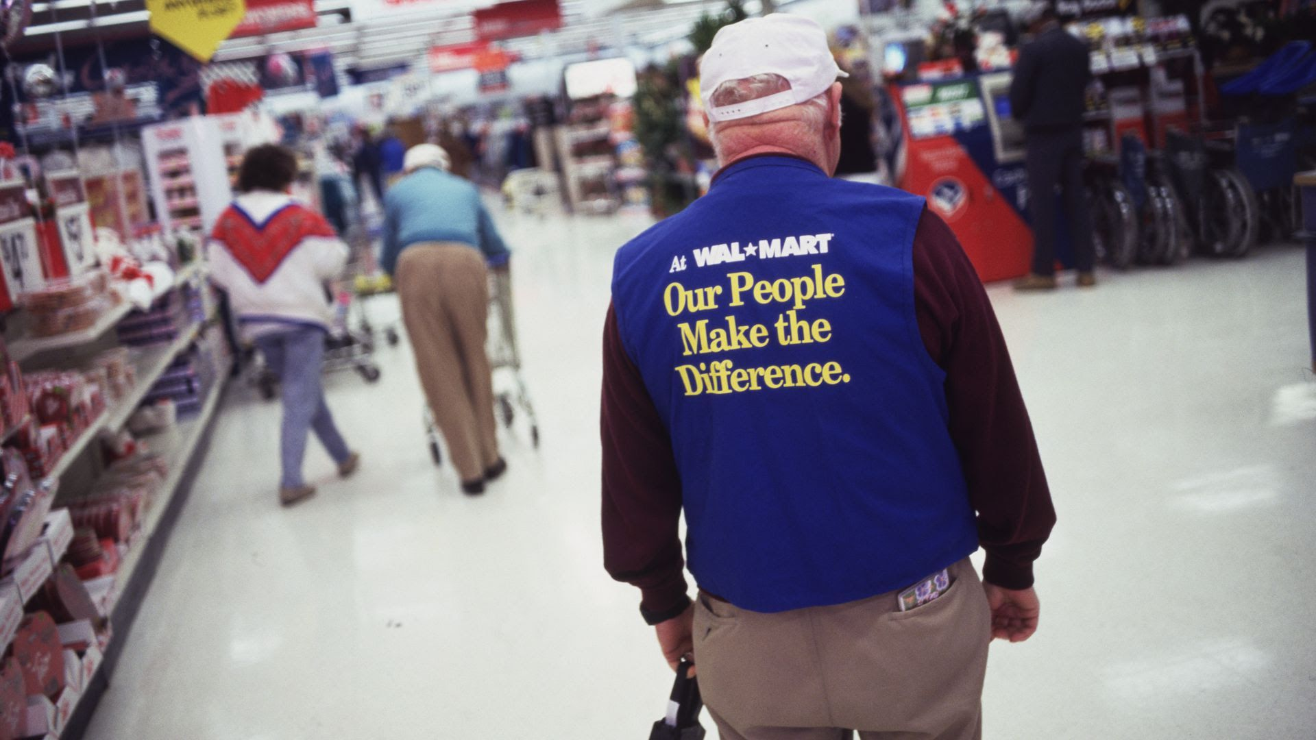 In the coming decades, seniors will work long past 65
