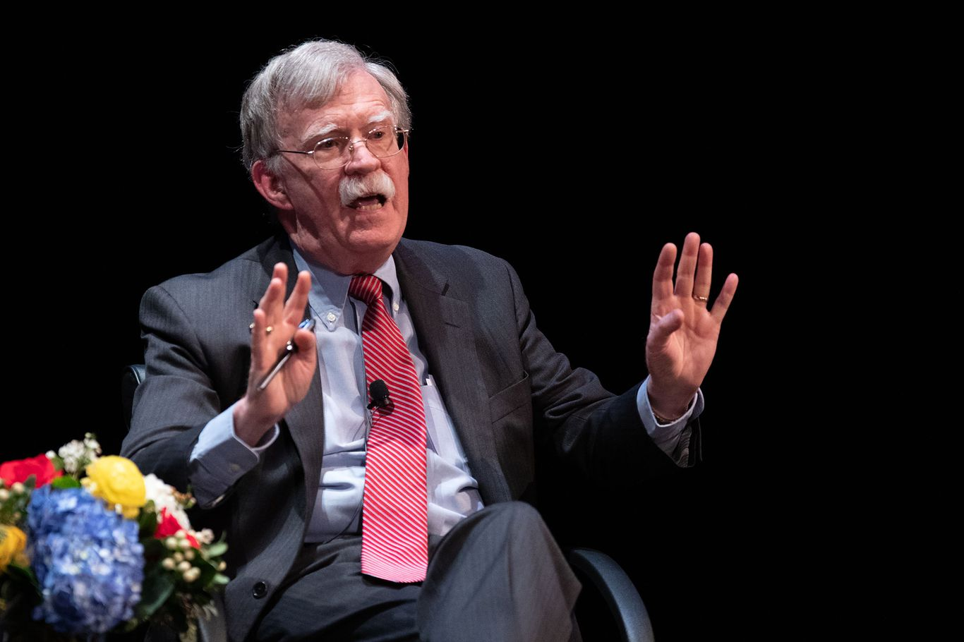 Bolton on a Trump second term: Be afraid thumbnail