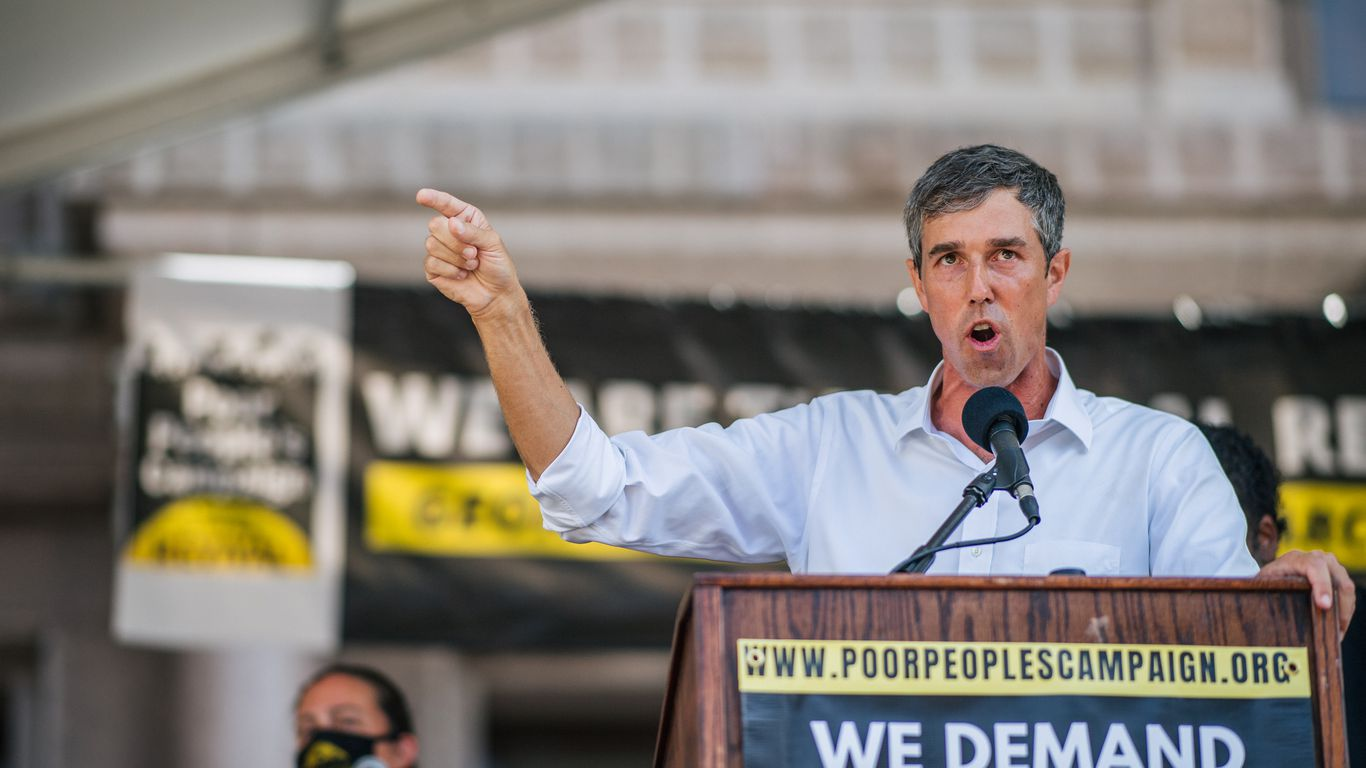Beto O'Rourke plans Texas comeback in governor's race thumbnail
