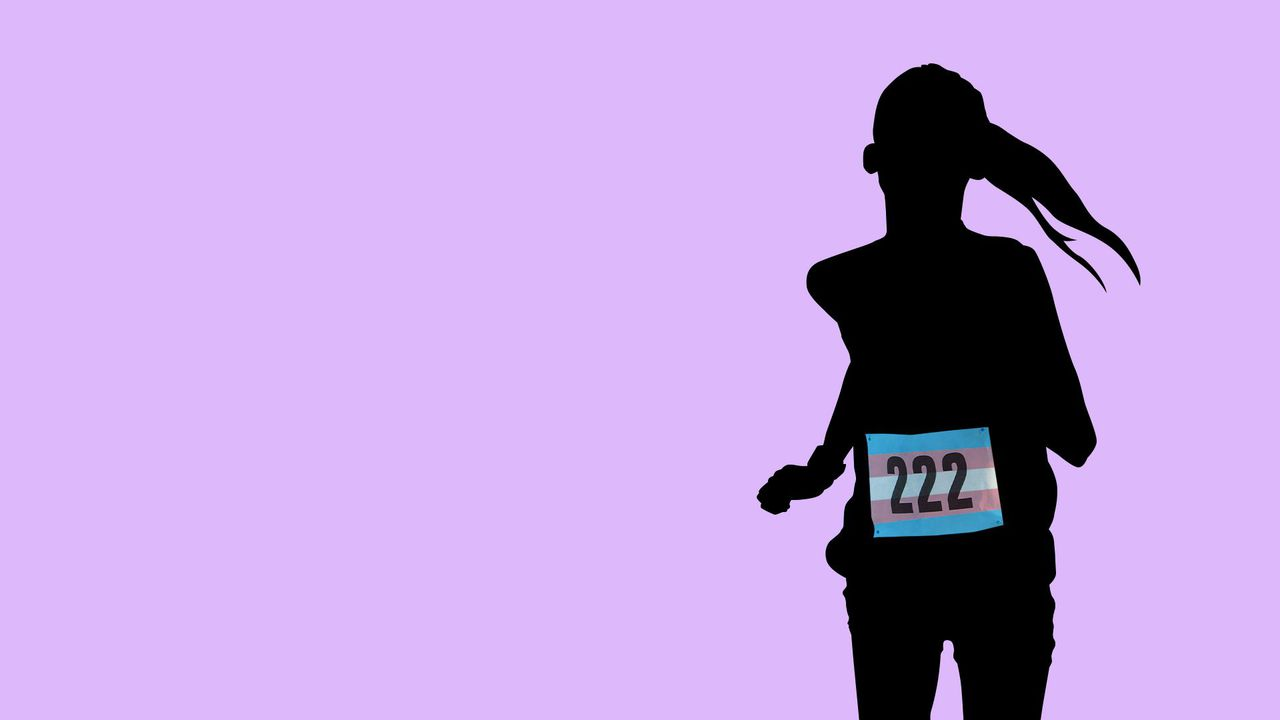 Elite trans athletes decry youth sports bans