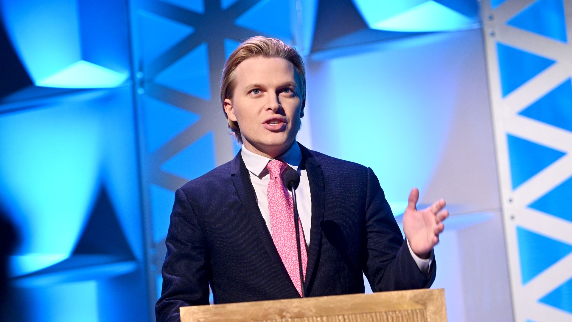 "NBC News president calls Ronan Farrow cover-up allegations a ""smear"" in staff memo"