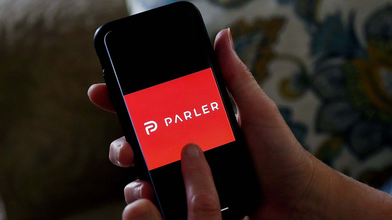 Google suspends Parler from app store after deadly Capitol violence