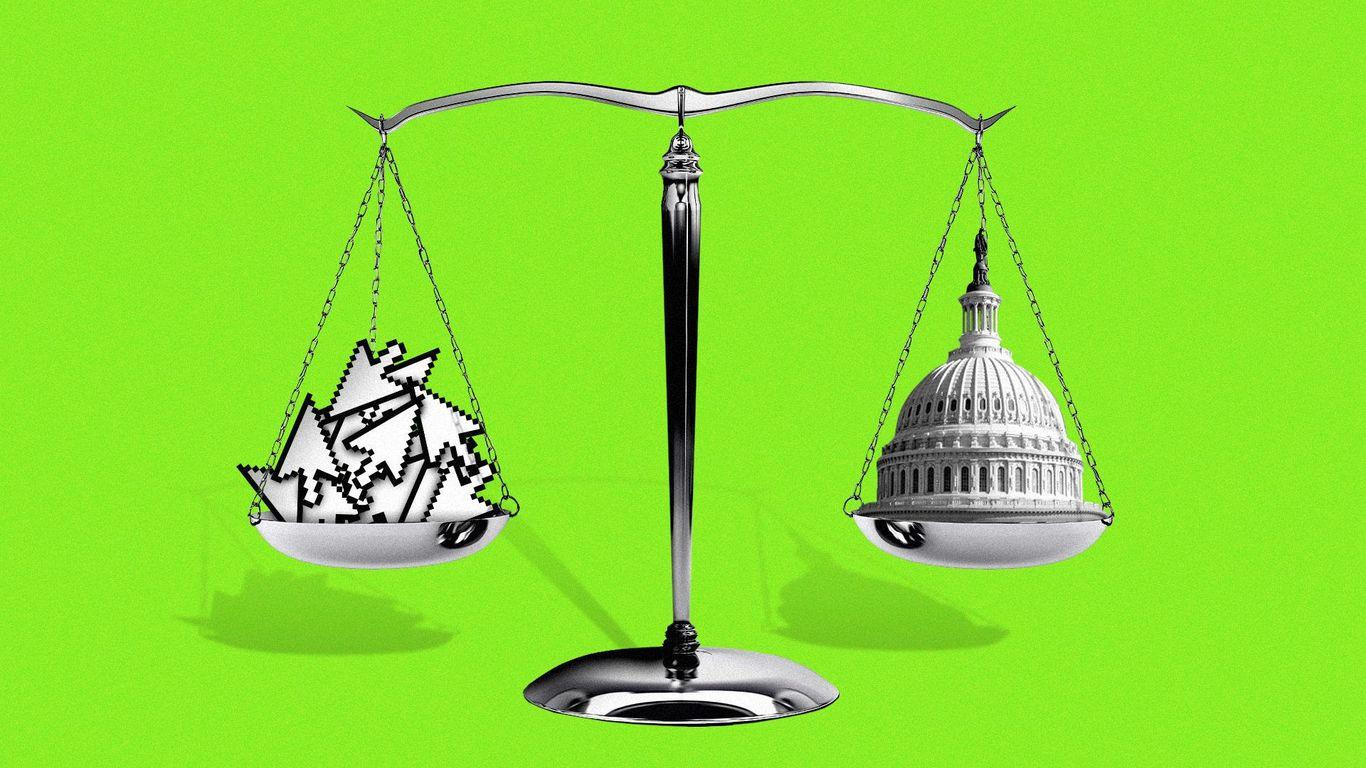 Big Tech antitrust concerns spur bipartisan momentum in Congress