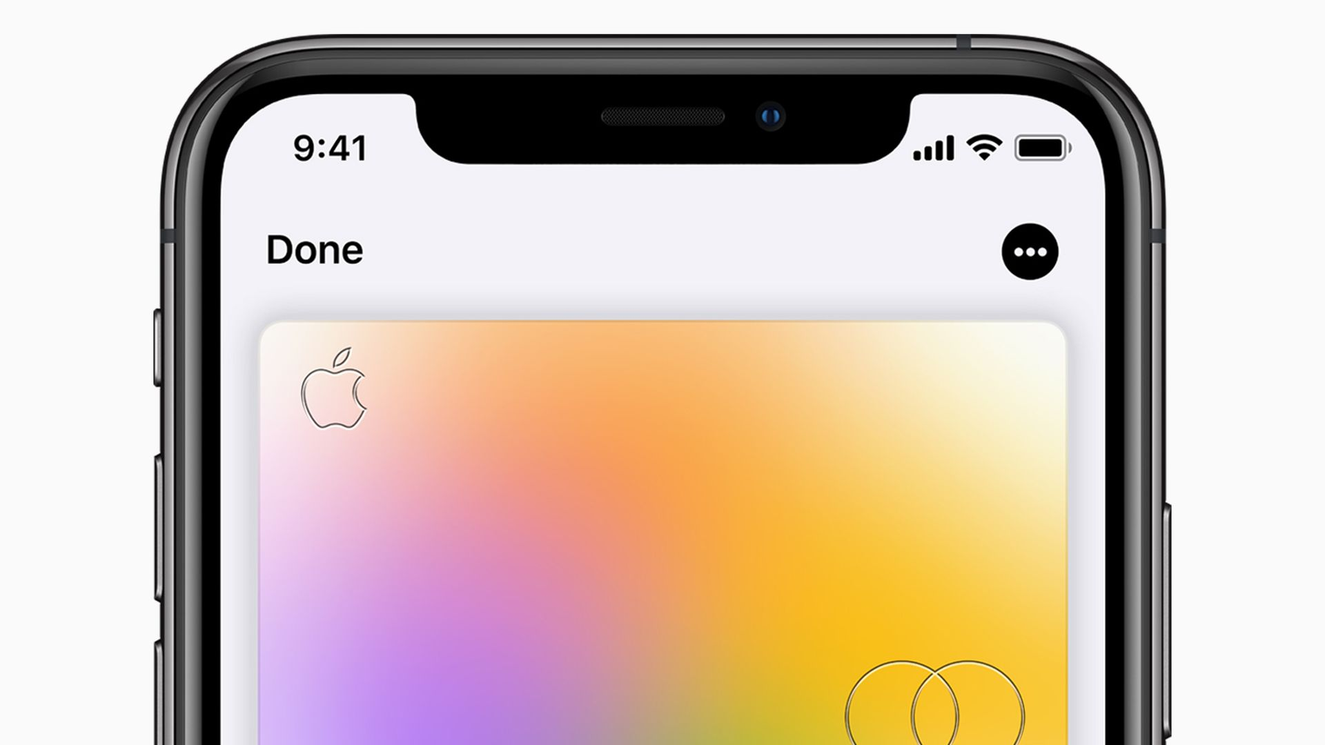 Apple's new iPhone-powered credit card, Apple Card, is launching next month.