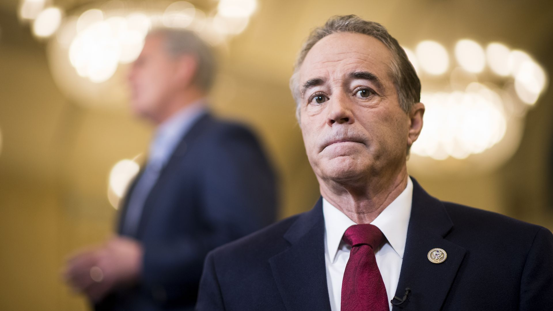 GOP Congressman Chris Collins raises $5,000 in Q1, no individual contributions