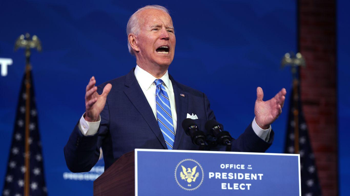 Joe Biden's $2T COVID relief package includes progressive wish list thumbnail