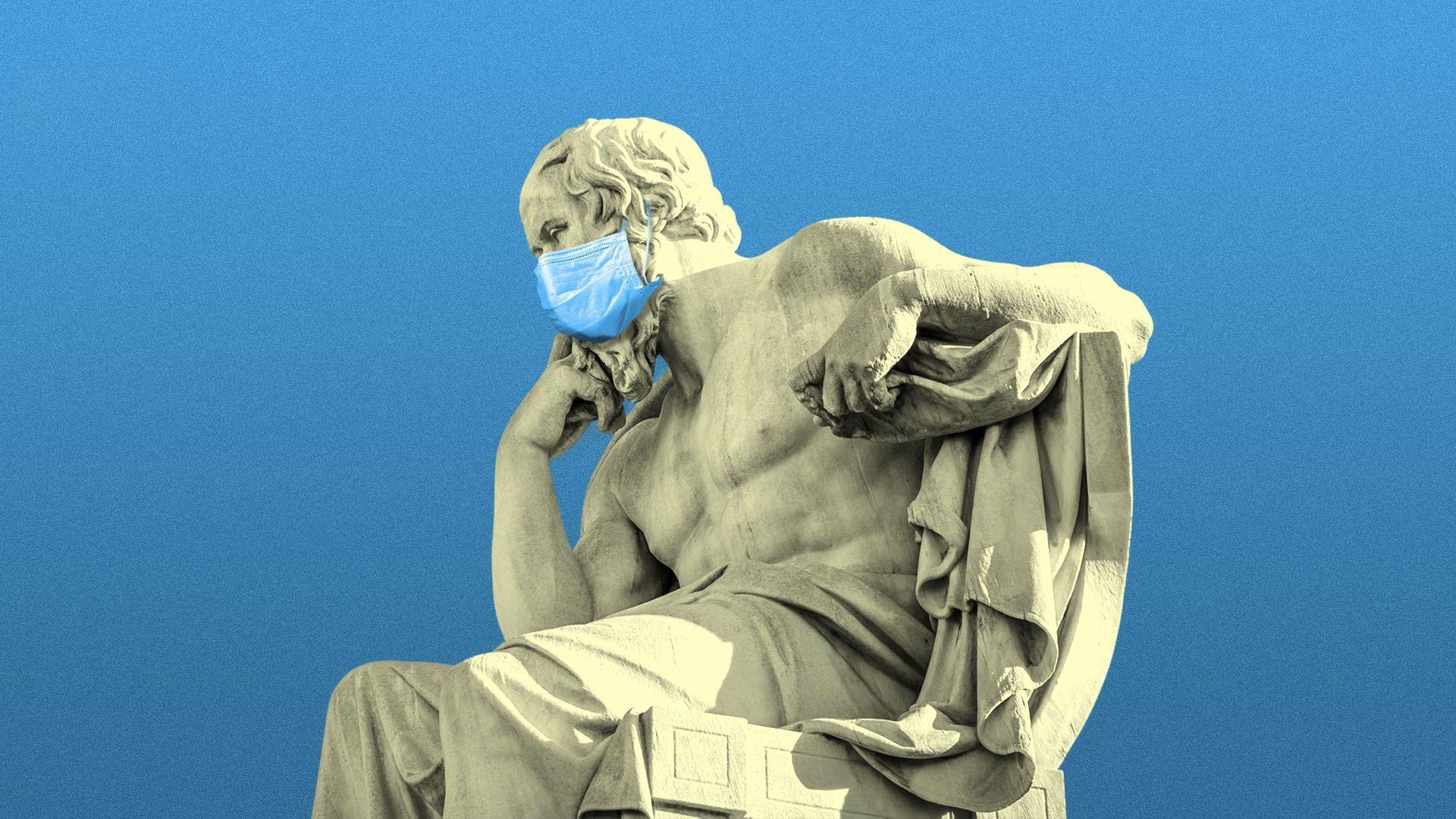 The coronavirus outbreak will forever change the world economy