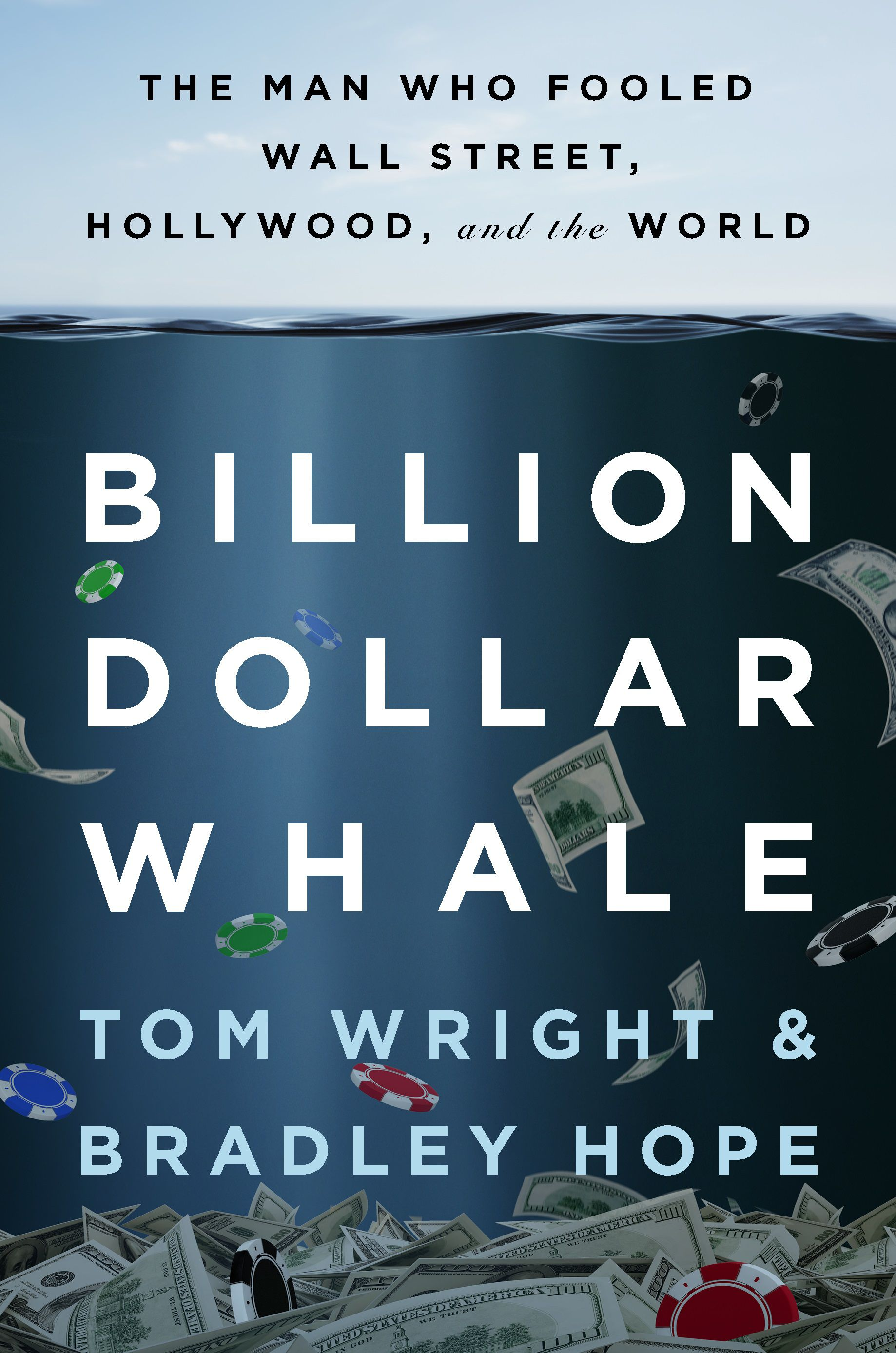"The cover of ""Billion Dollar Whale"""