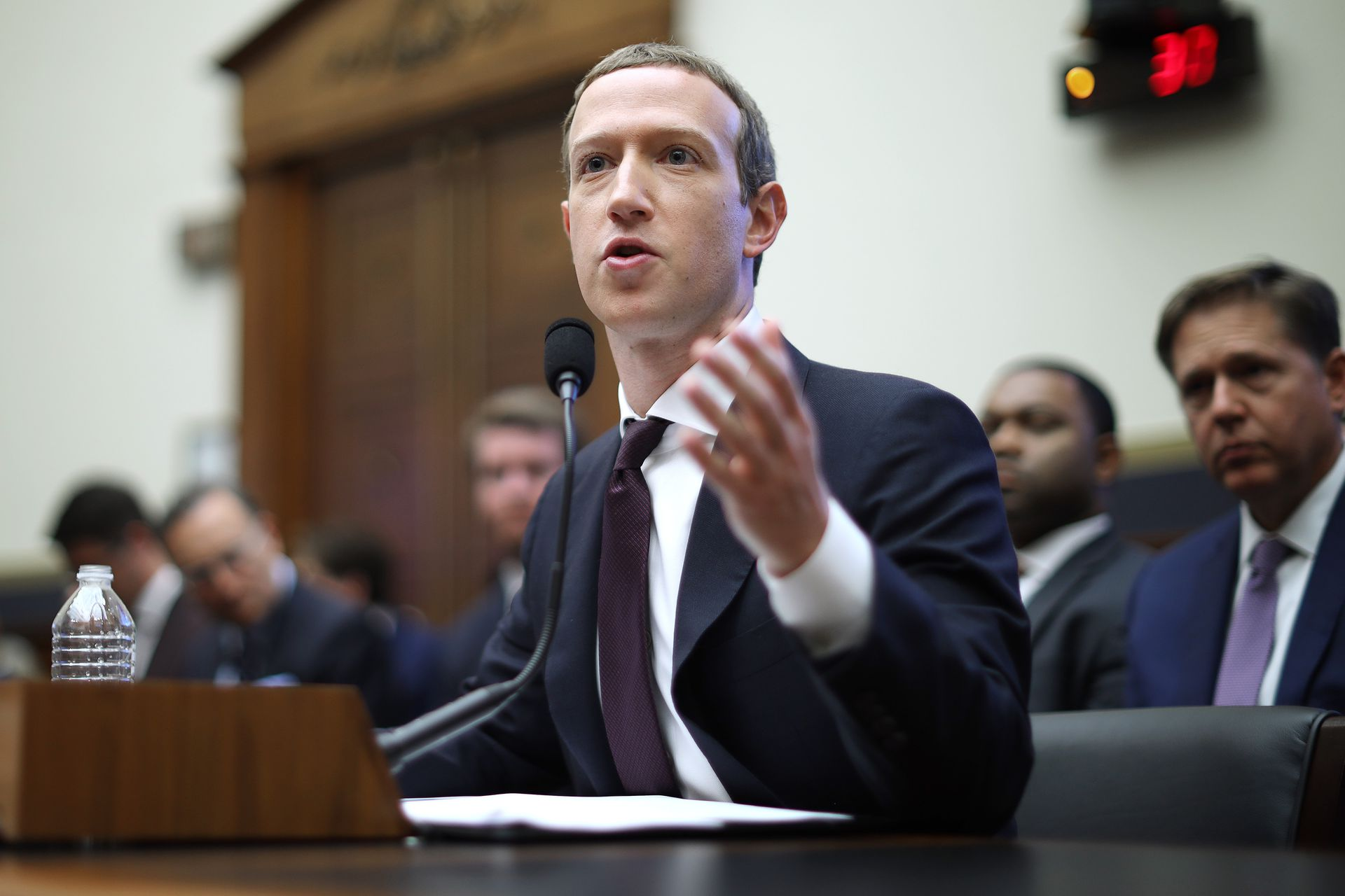"""Zuckerberg wants Facebook's News Tab to do """"a better job of supporting journalism"""""""