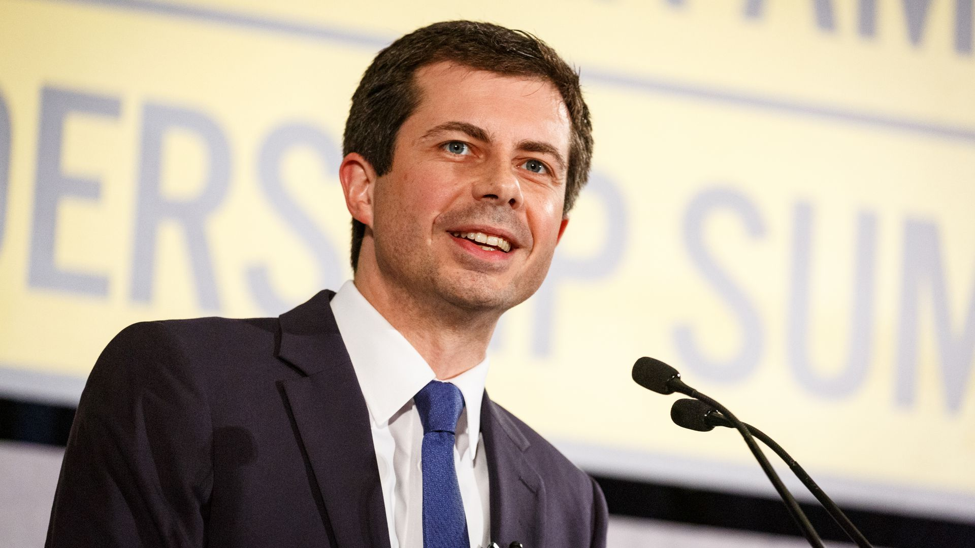 With $7 million raised in April, Pete Buttigieg backs his polling surge with big fundraising