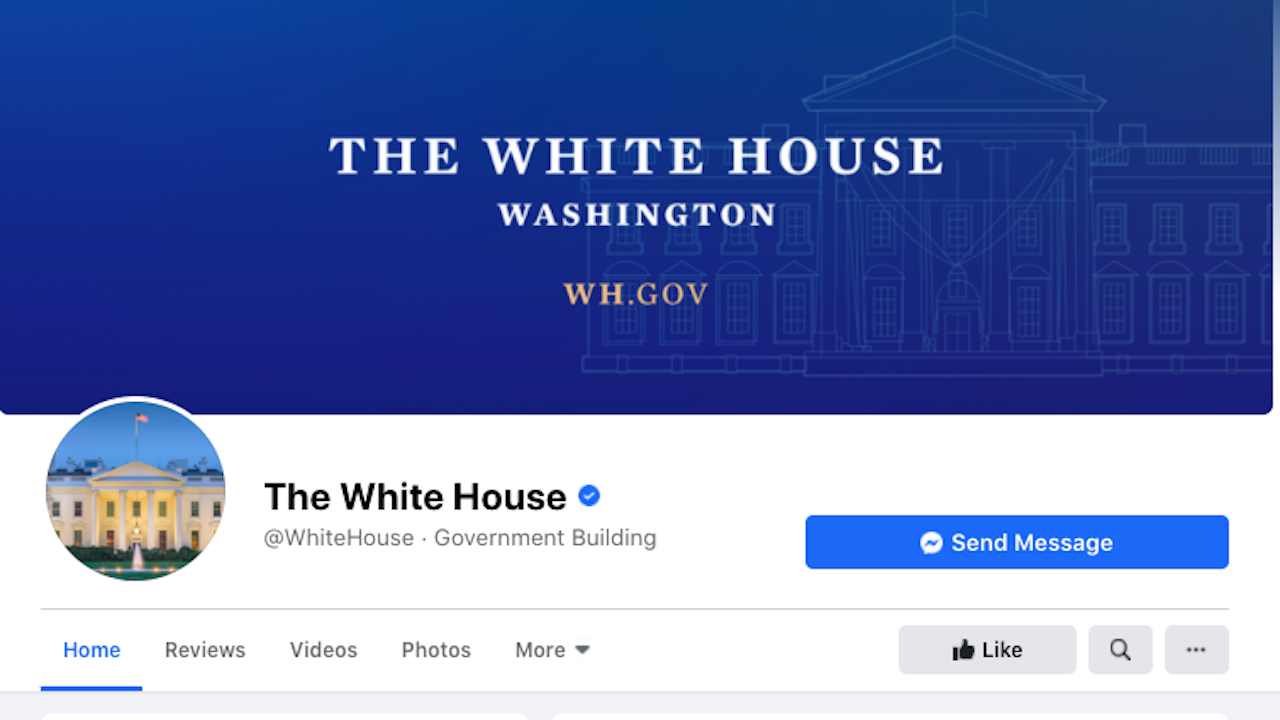 Facebook, Instagram transfer accounts, followers to Biden administration