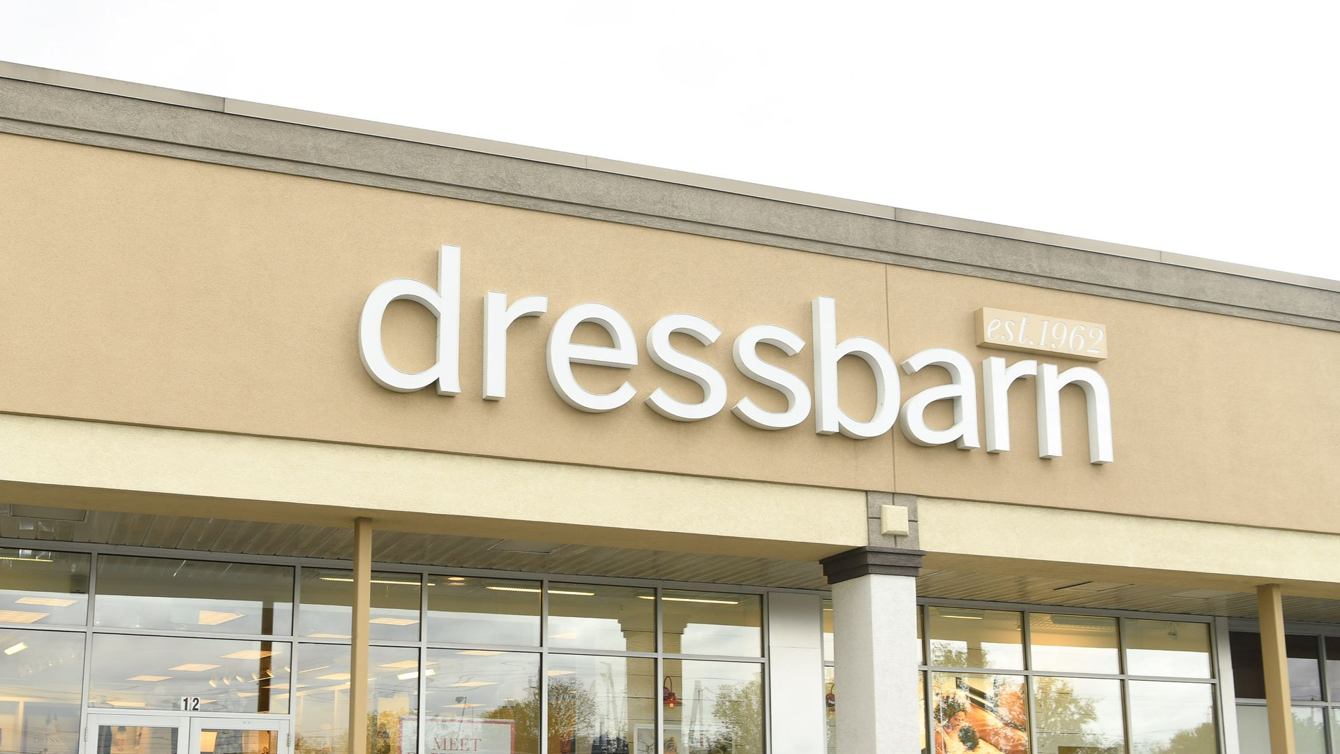 Dressbarn to shutter its 650-store chain