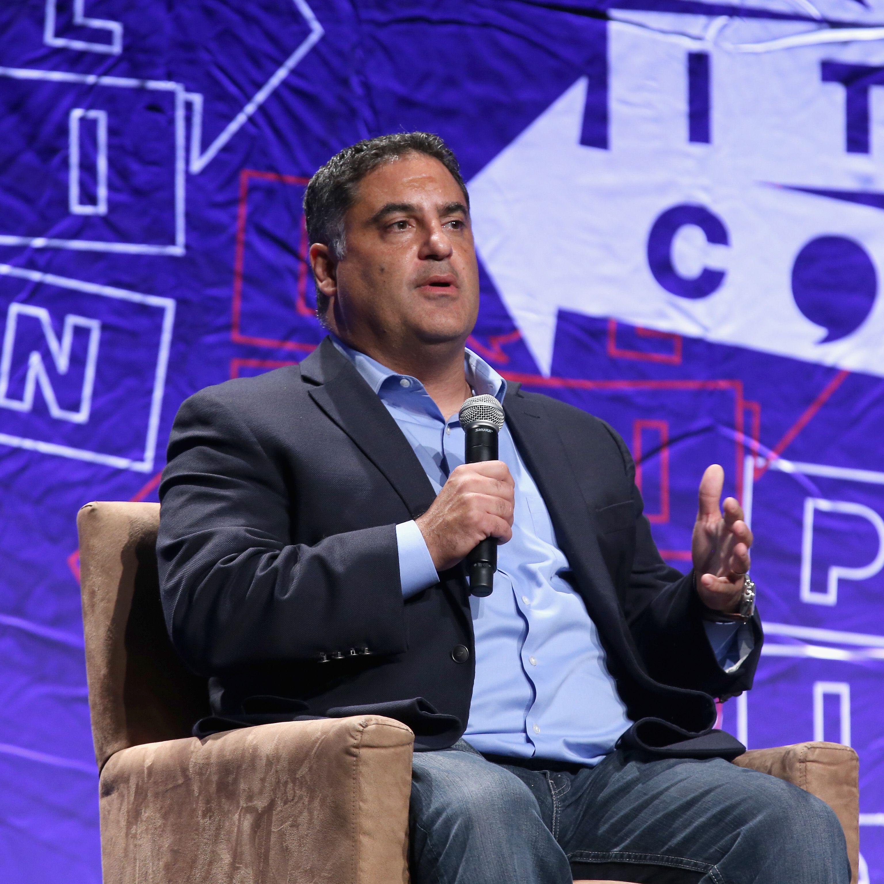 Young Turks' founder Cenk Uygur running to fill ex-Rep. Katie Hill's seat - Axios