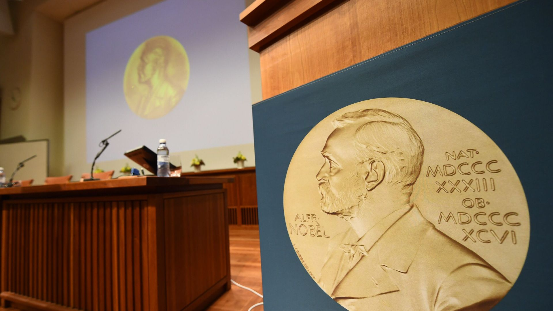 For the first time in almost 70 years there will be no Literature Nobel in 2018. JONATHAN NACKSTRAND/AFP/Getty Images