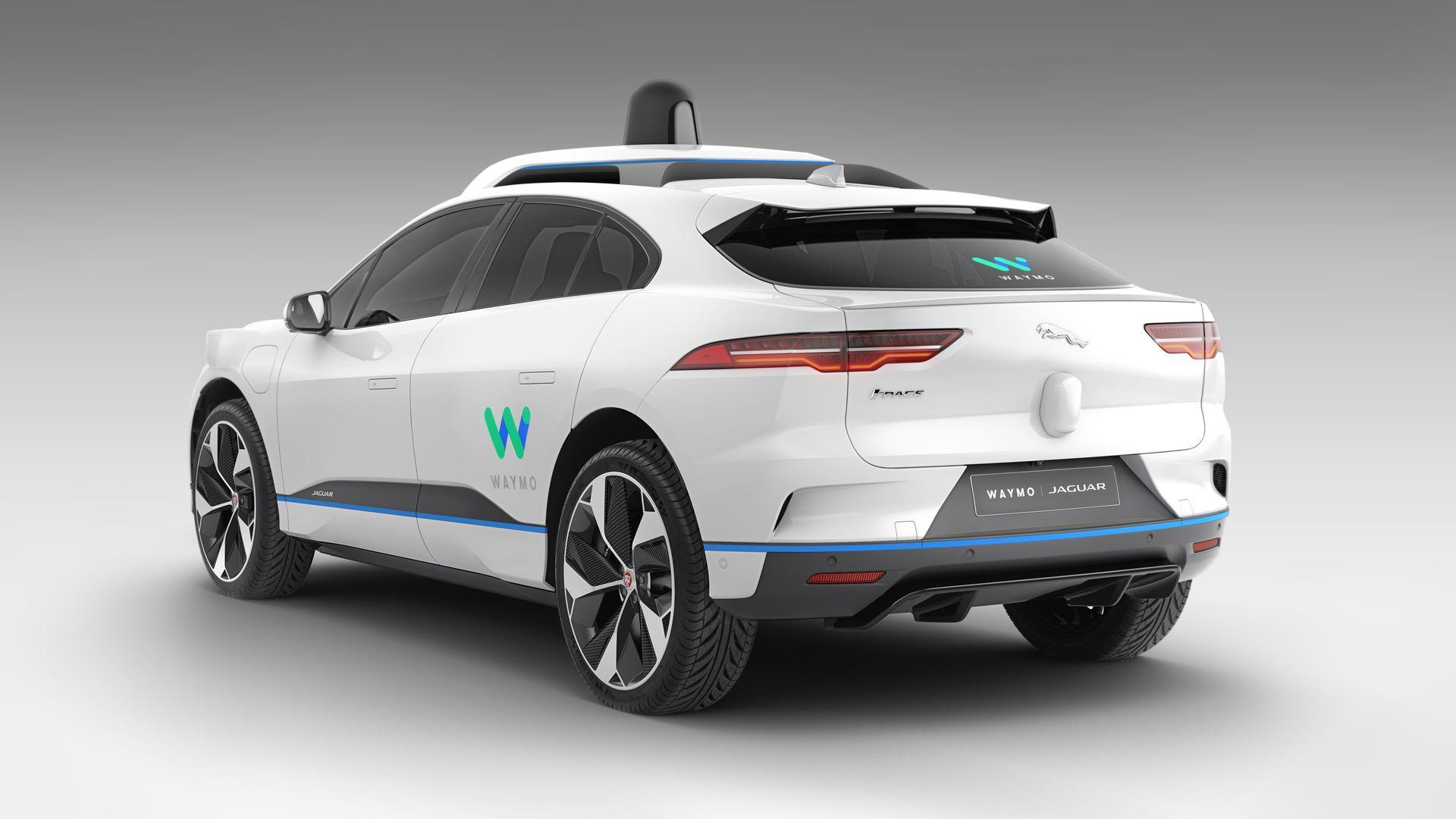 Waymo's new self-driving EV