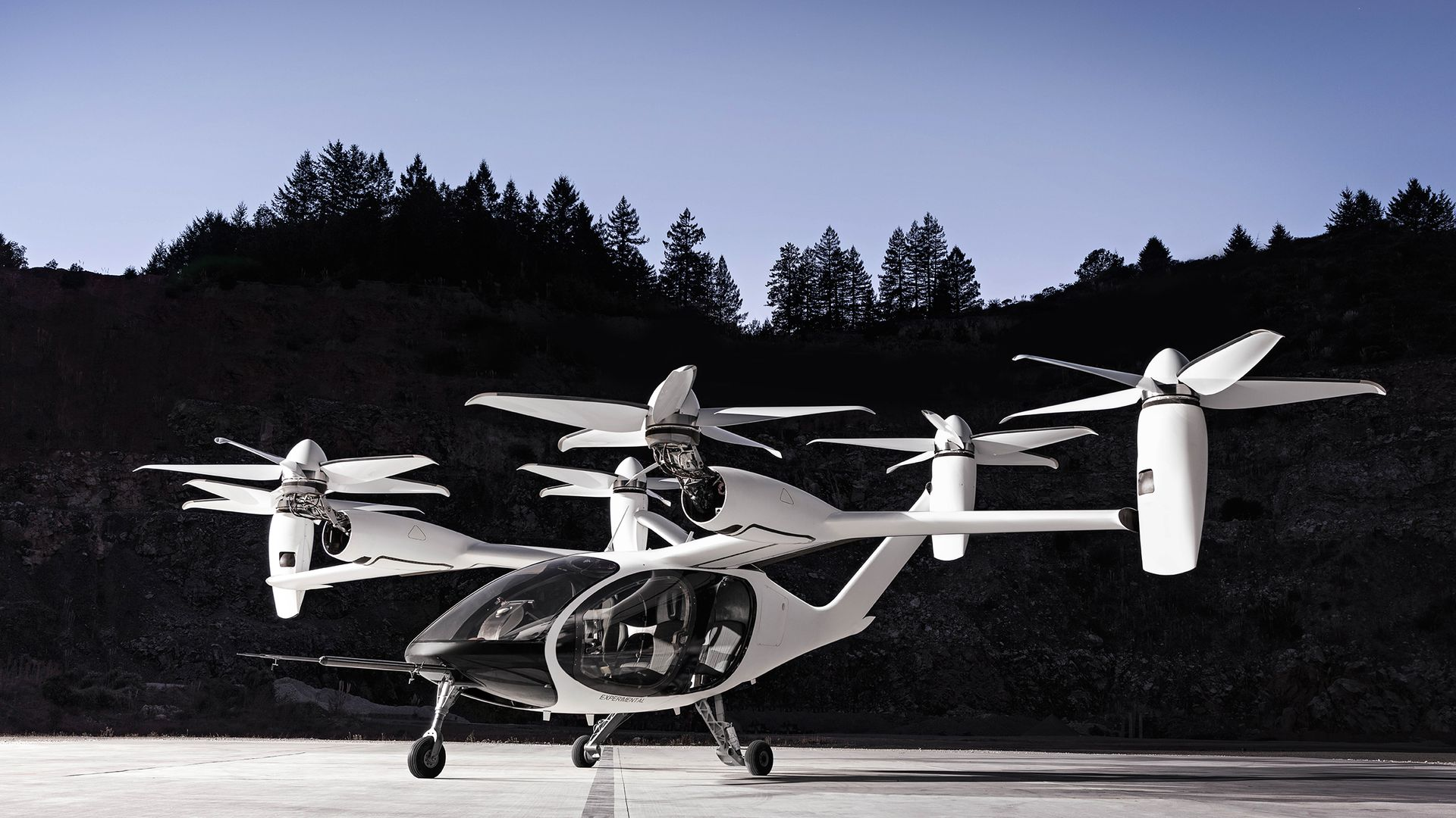 Toyota and others bet nearly $600 million on electric air taxis