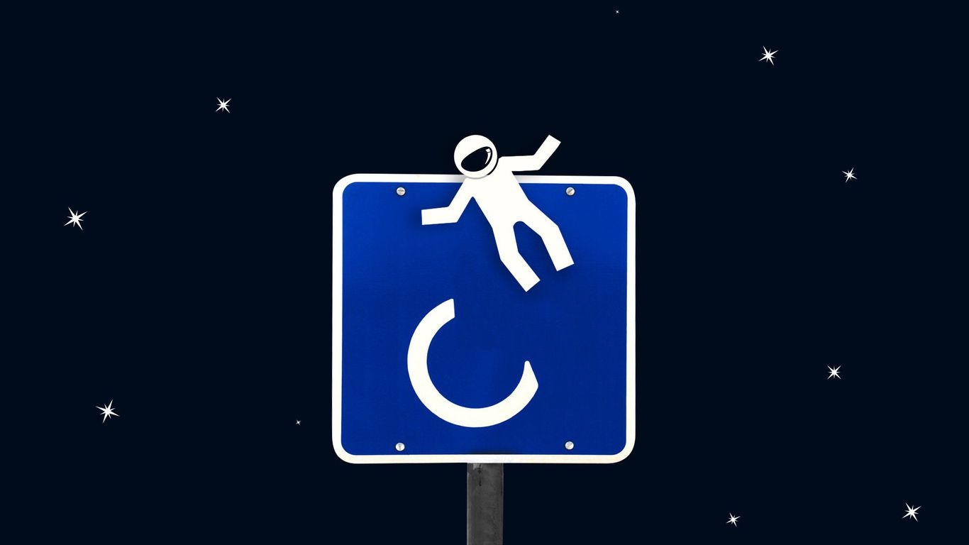 Space travel opens up to people with disabilities thumbnail