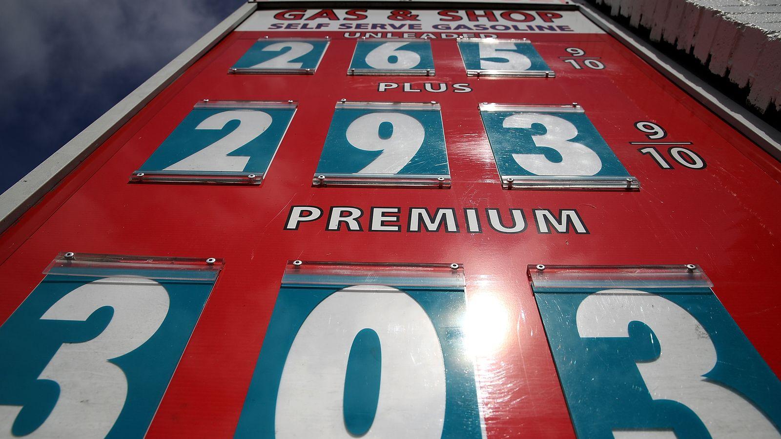 Gasoline - Axios