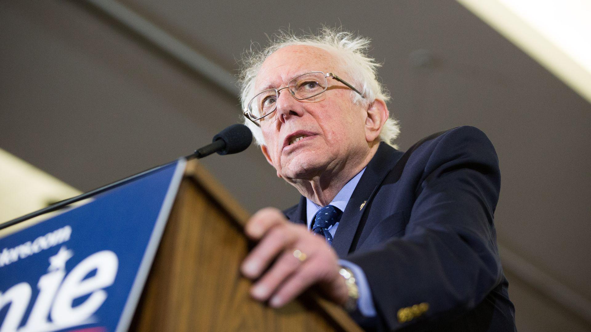 Bernie Sanders: U.S. must follow New Zealand's lead and ban assault weapons