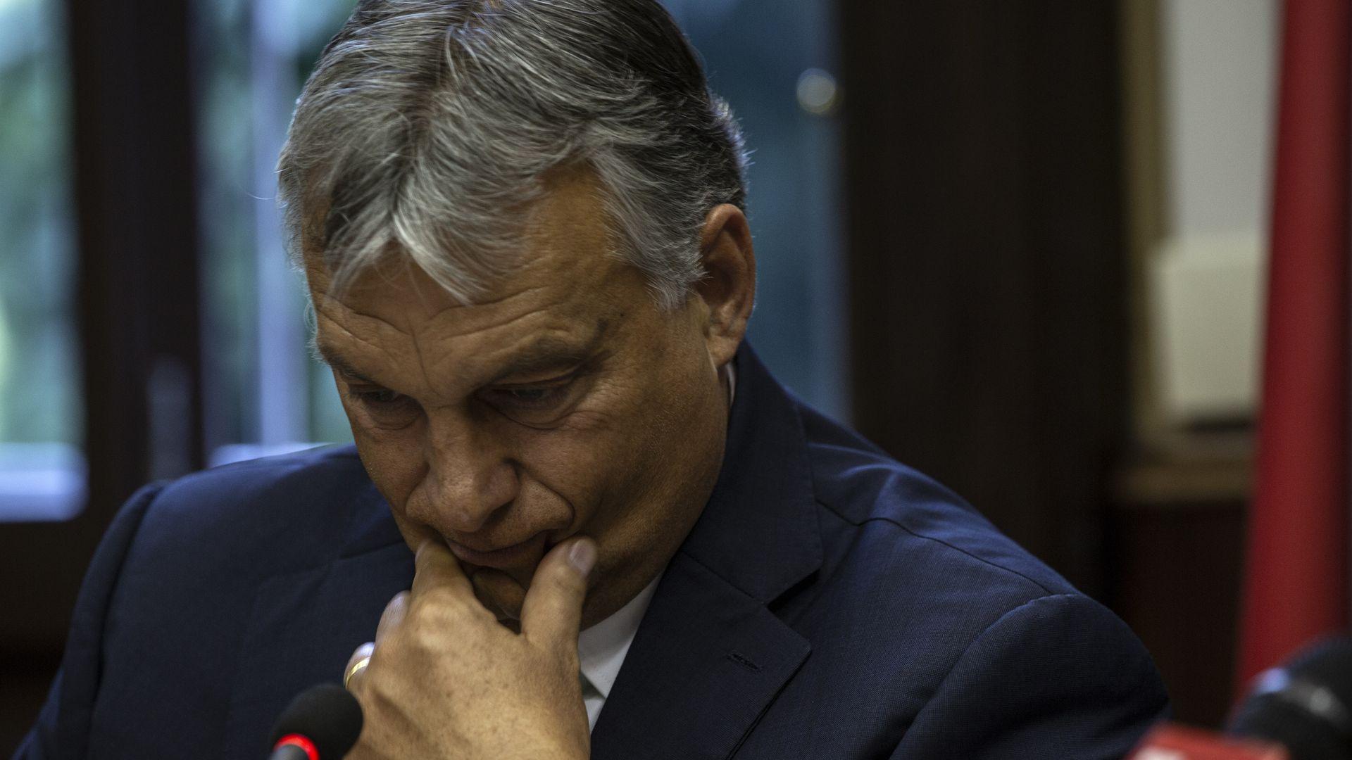 Hungary Prime Minister Viktor Orban