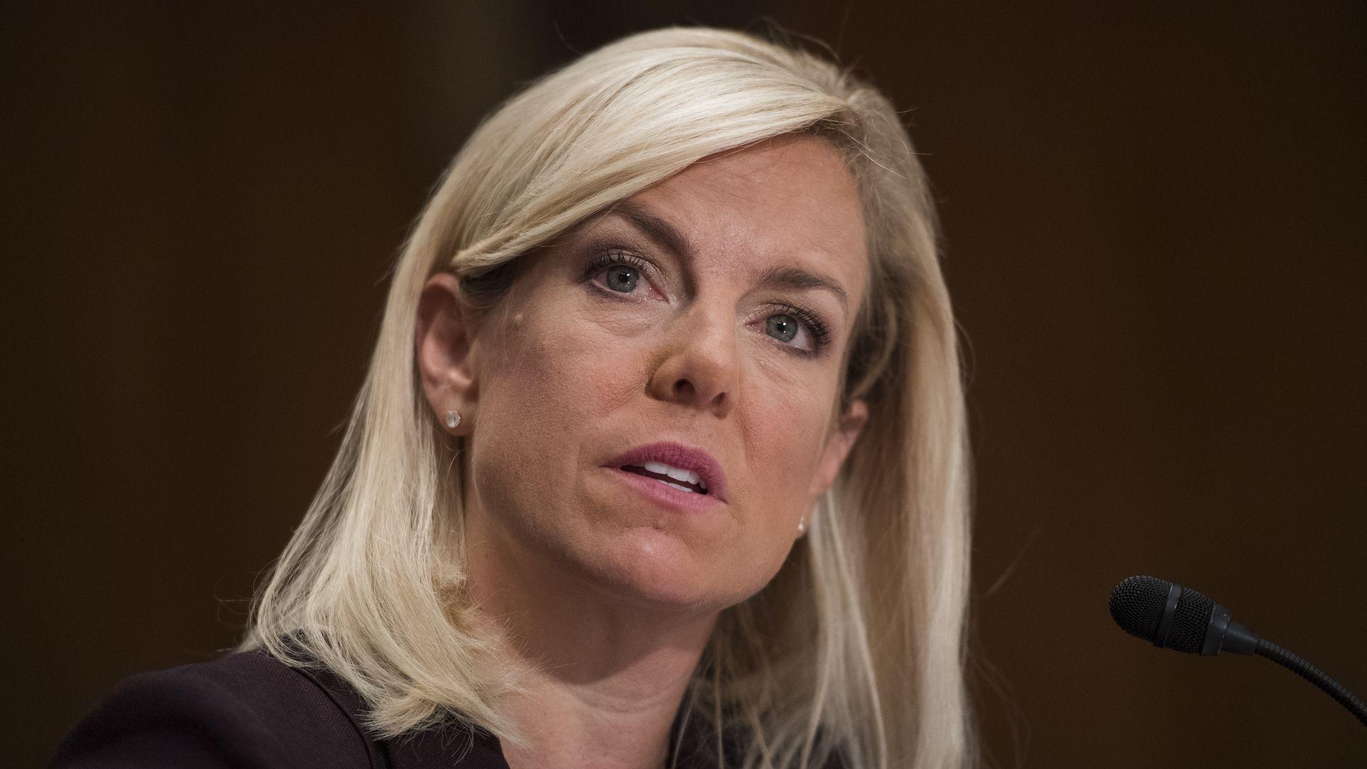 DHS Secretary