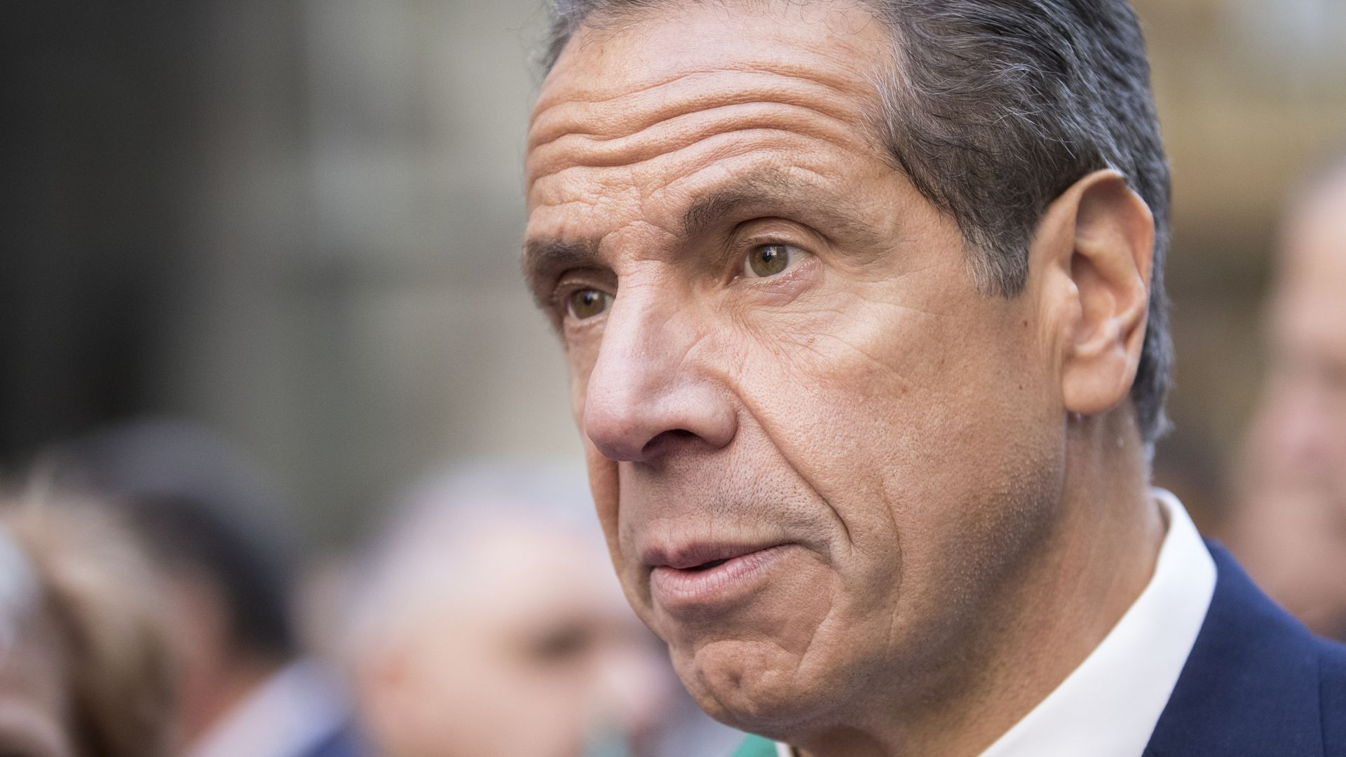 N.Y. Gov. Cuomo signs law targeting presidential pardon power