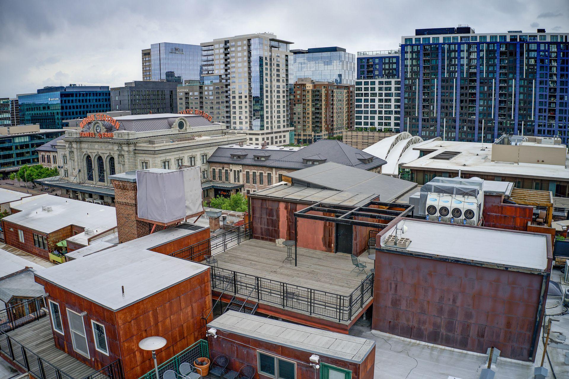 1792 Wynkoop Street, #502 top view