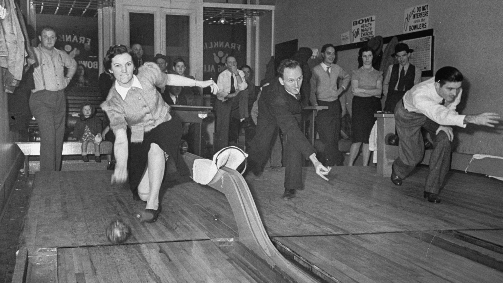 The future of bowling and belonging - Axios