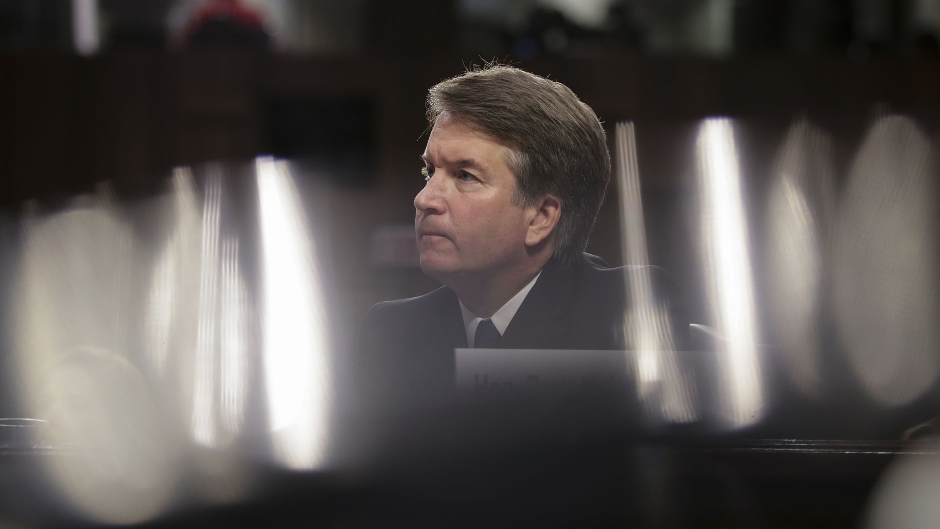 Supreme Court nominee Judge Brett Kavanaug. Photo: Drew Angerer/Getty Images