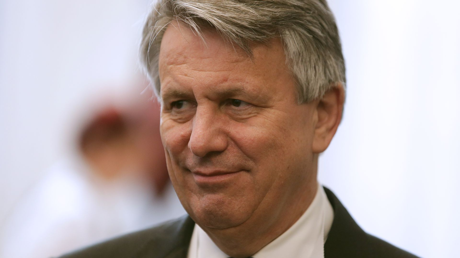 Shell CEO Ben van Beurden
