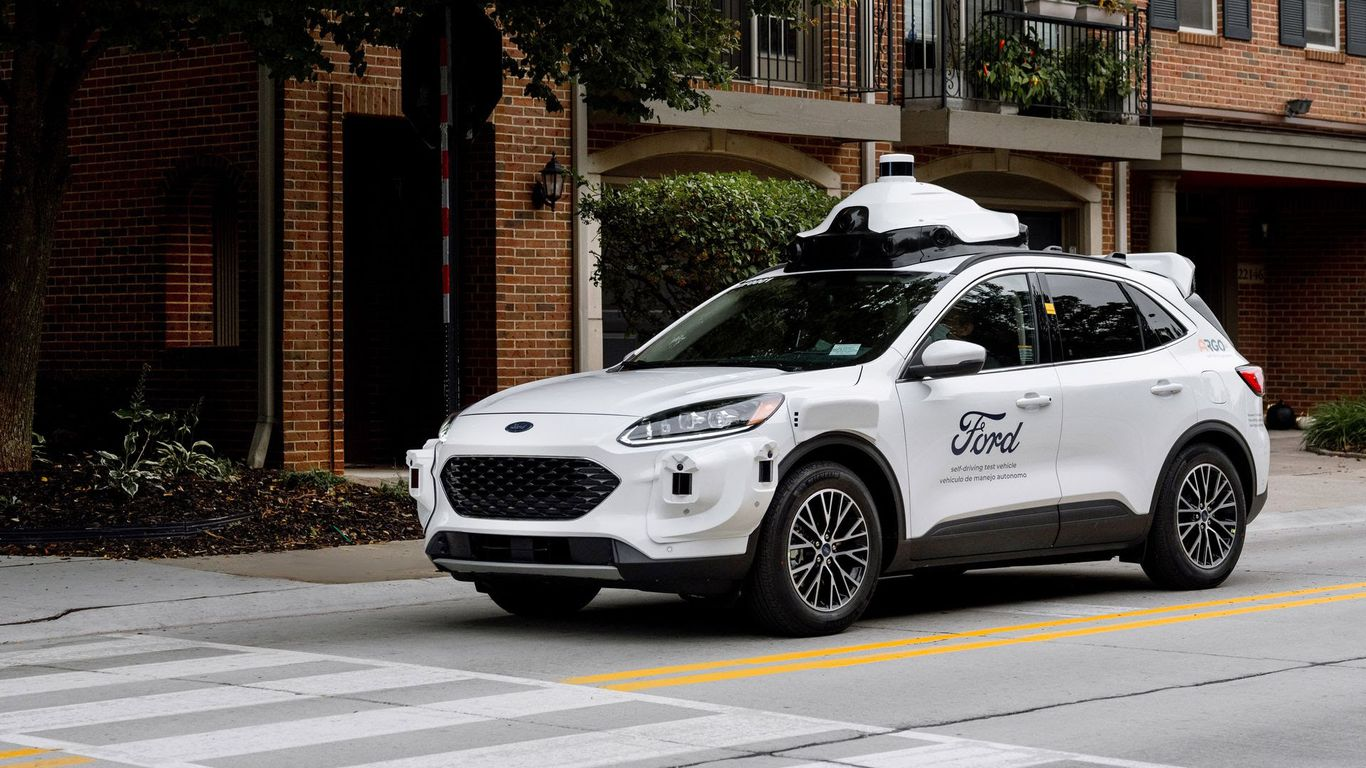 Driverless car companies are getting back on track after a COVID-19 standstill