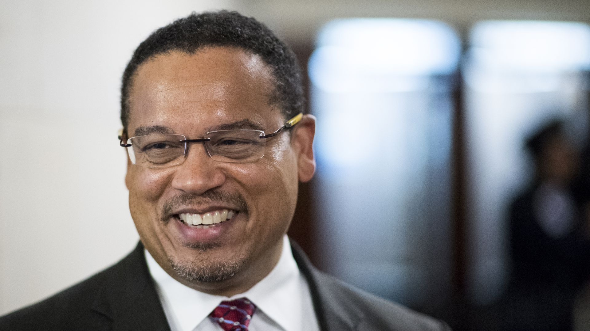 Rep. Keith Ellison, D-Minn. Photo: Bill Clark/CQ Roll Call