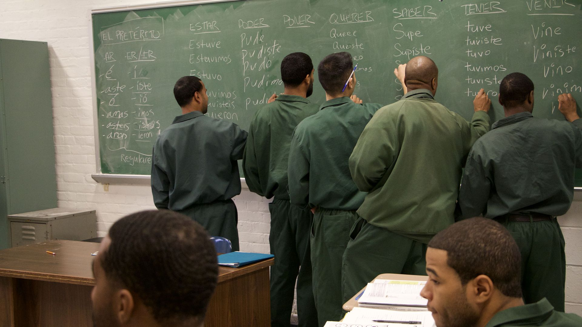 "PBS documentary ""College Behind Bars"" explores the power of education for prisoners"