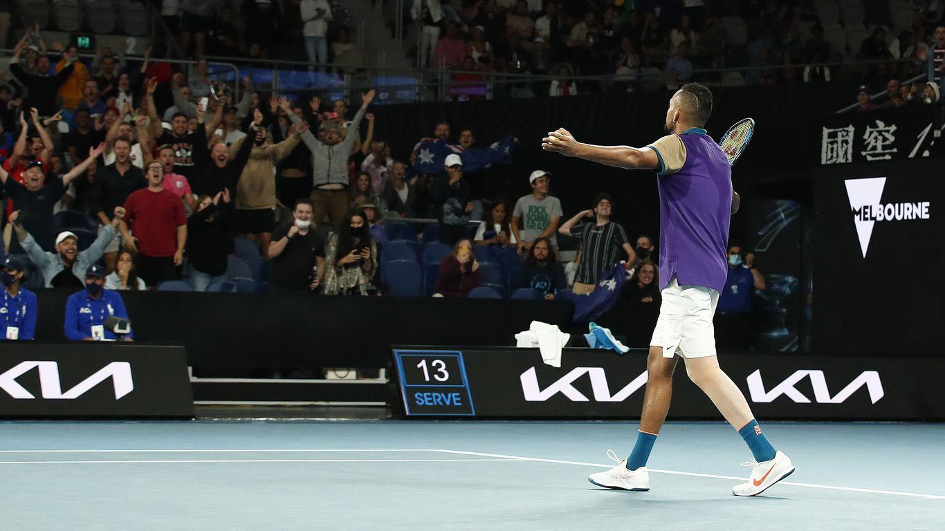 <p>Australian Open bans fans amid coronavirus lockdown thumbnail