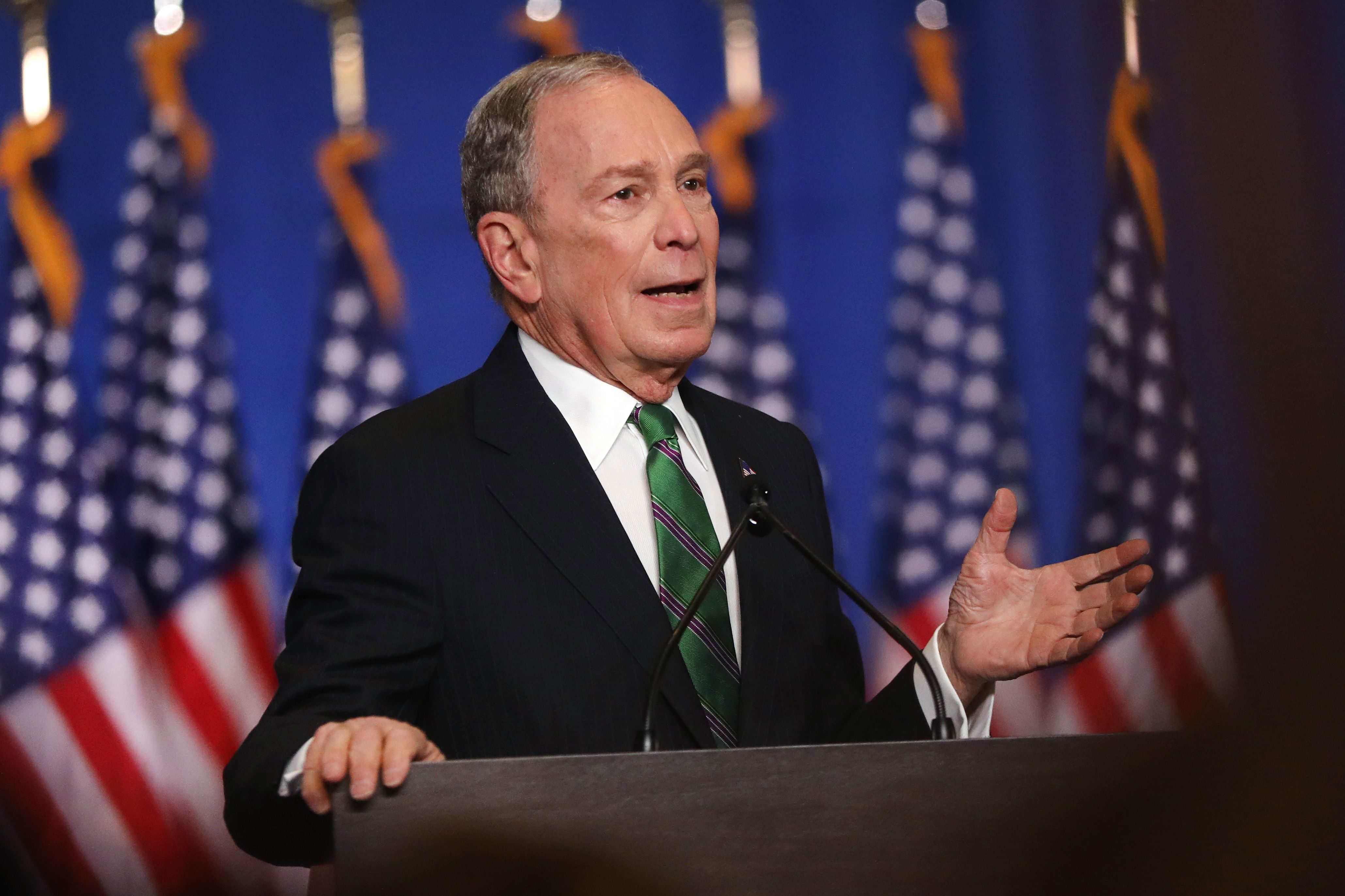 Fired Bloomberg staffers file class-action lawsuit over stiffed pay