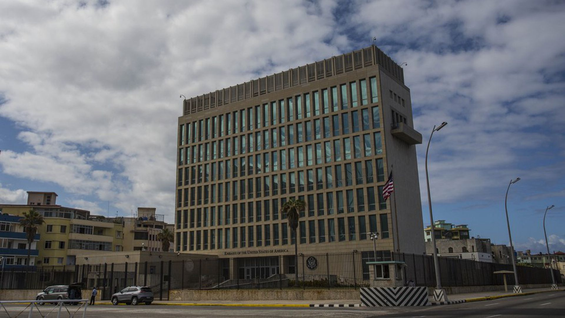 U.S. diplomats in Cuba suffered brain injuries after sonic attack