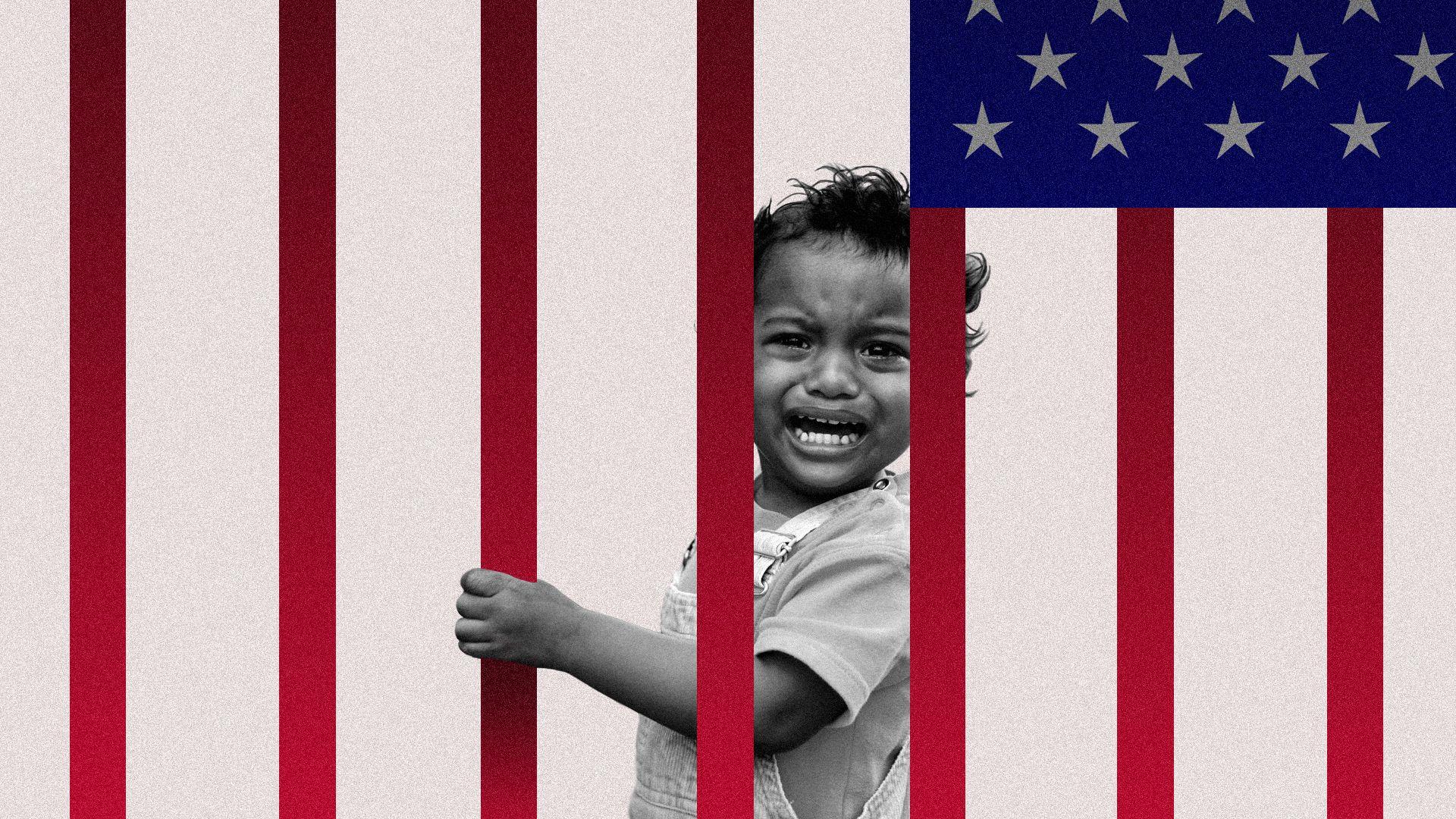 USA Border - Magazine cover