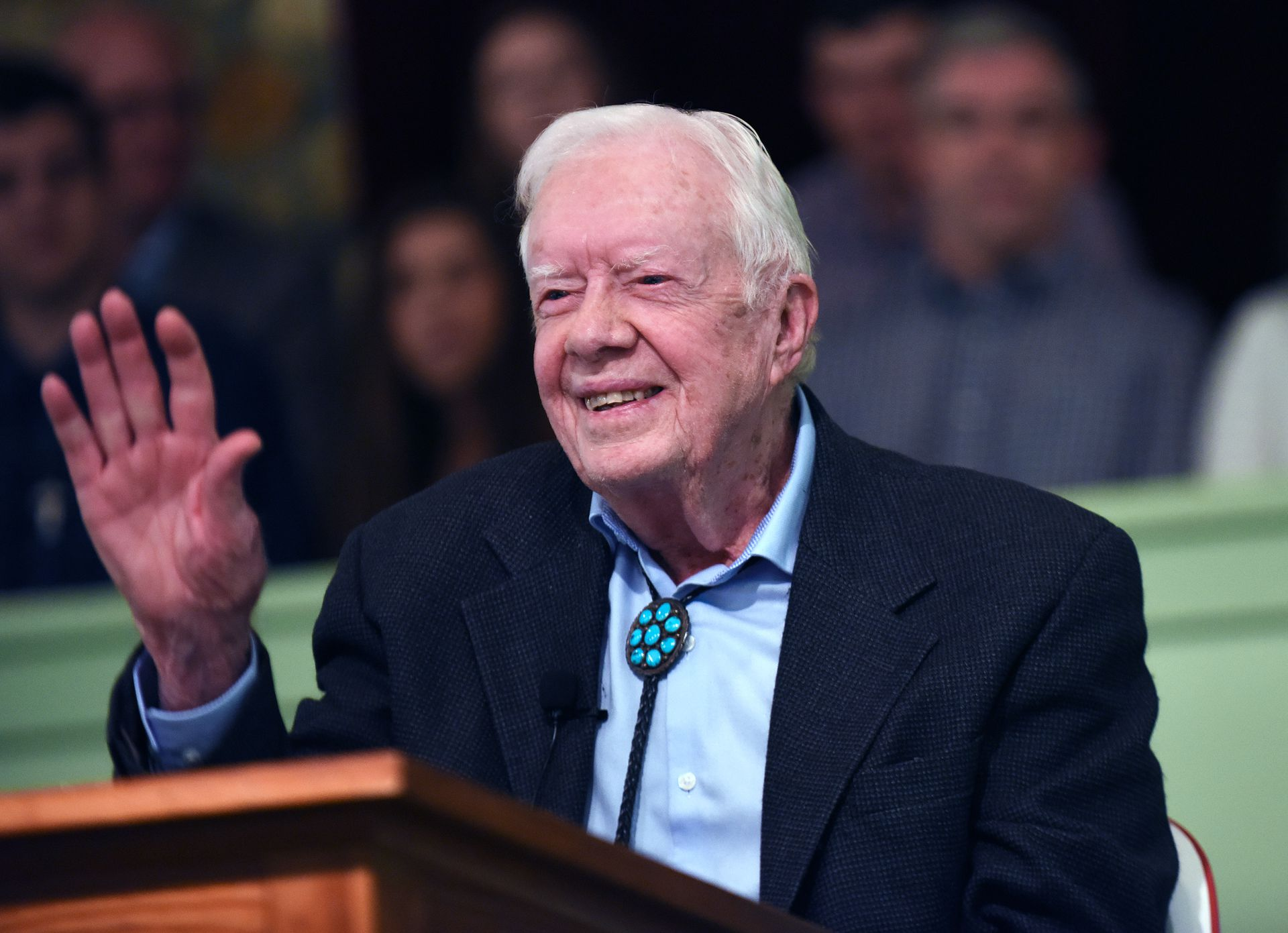 Jimmy Carter Asks For Carter Center Donations To Be Redirected For Coronavirus Relief Axios