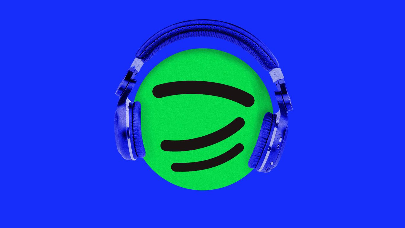 axios.com - Sara Fischer - Spotify and Omnicom strike $20 million podcast advertising deal