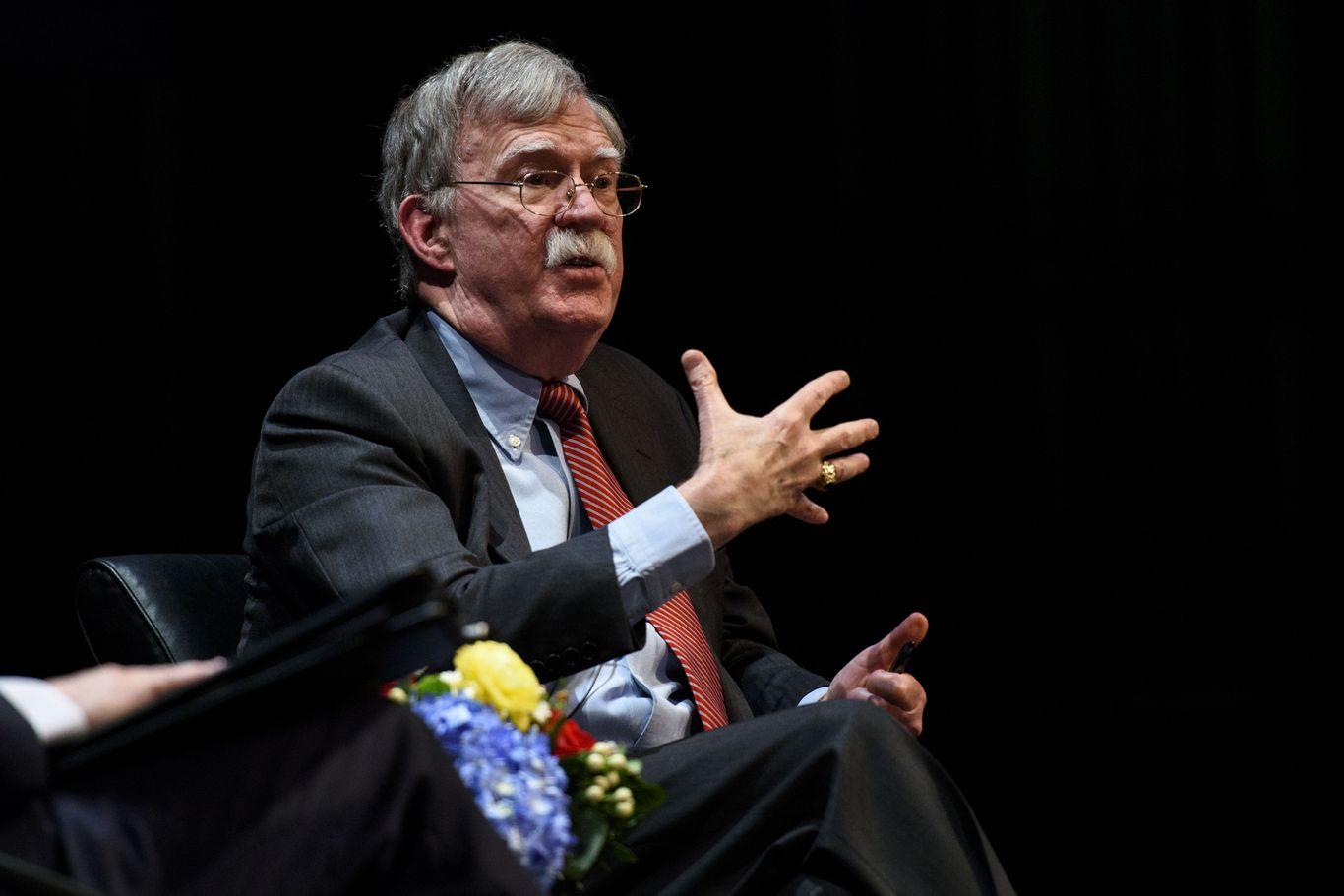John Bolton says he'll vote for Joe Biden in November thumbnail