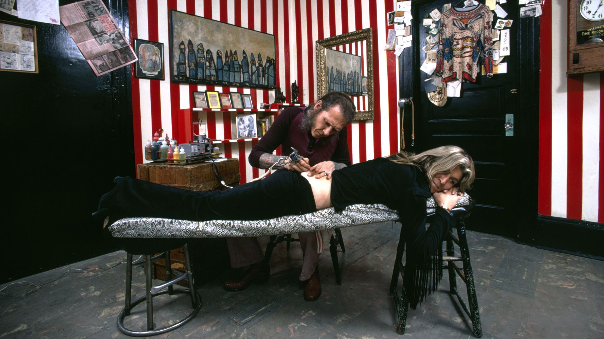 Millennials love tattoos, but their bosses may not