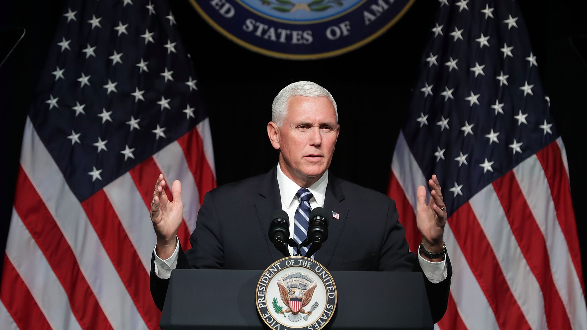 mike pence china is meddling in the 2018 midterm elections axios